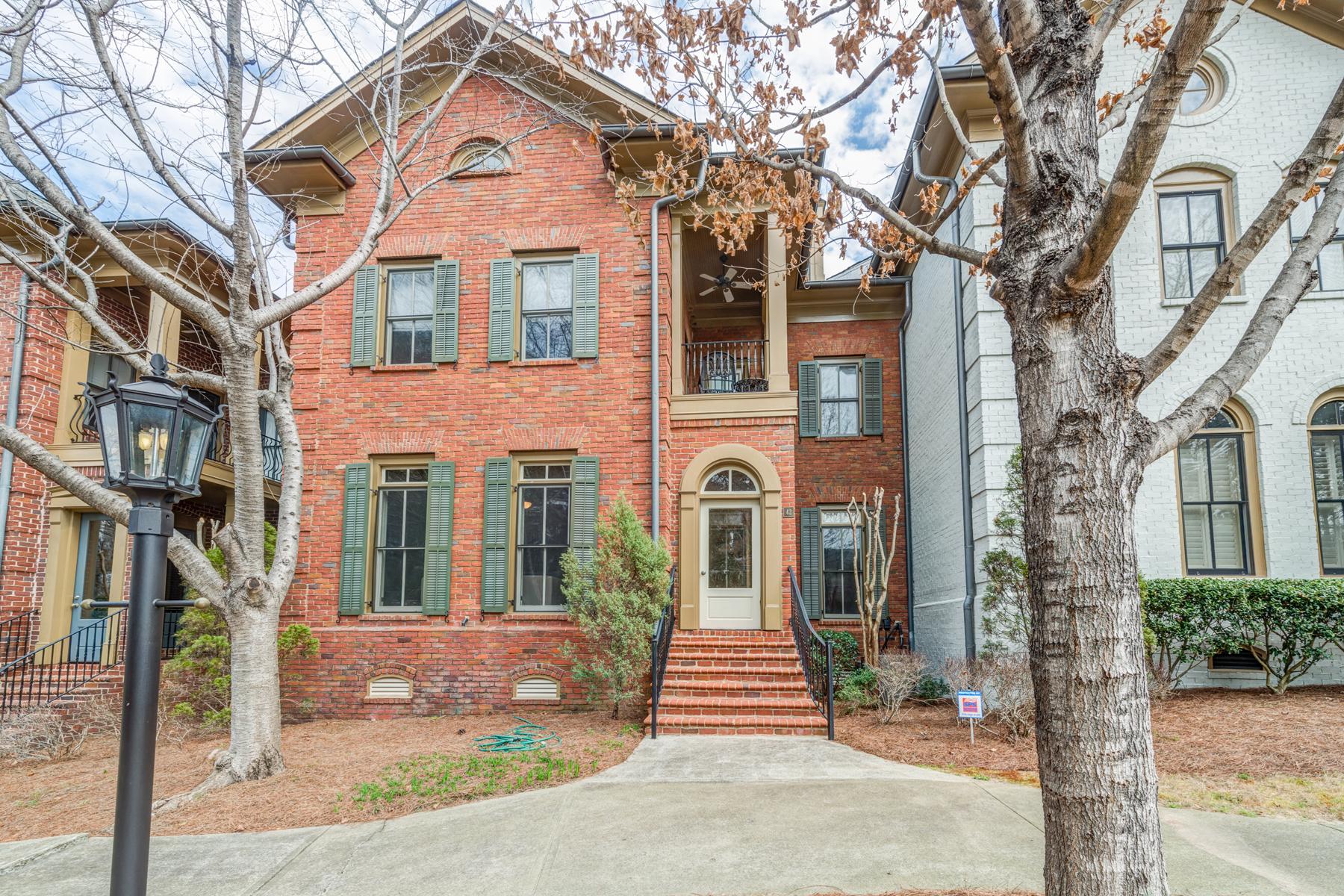 多棟聯建住宅 為 出售 在 Stunning Three Level Townhome With Elevator In Gated Community 3127 Lenox Road Unit 42 Atlanta, 喬治亞州, 30324 美國