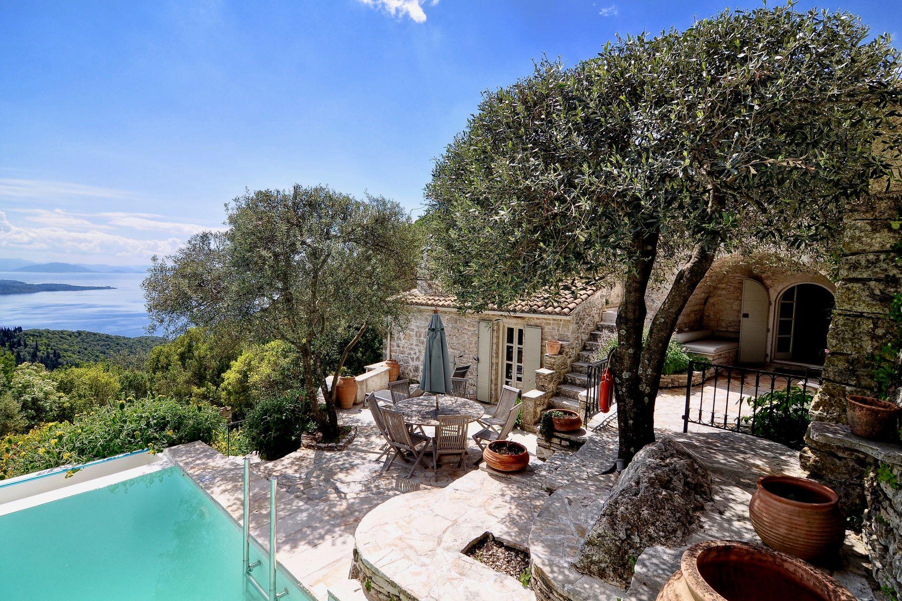Casa Unifamiliar por un Venta en Anemelia Corfu, Islas Jónicas, Grecia