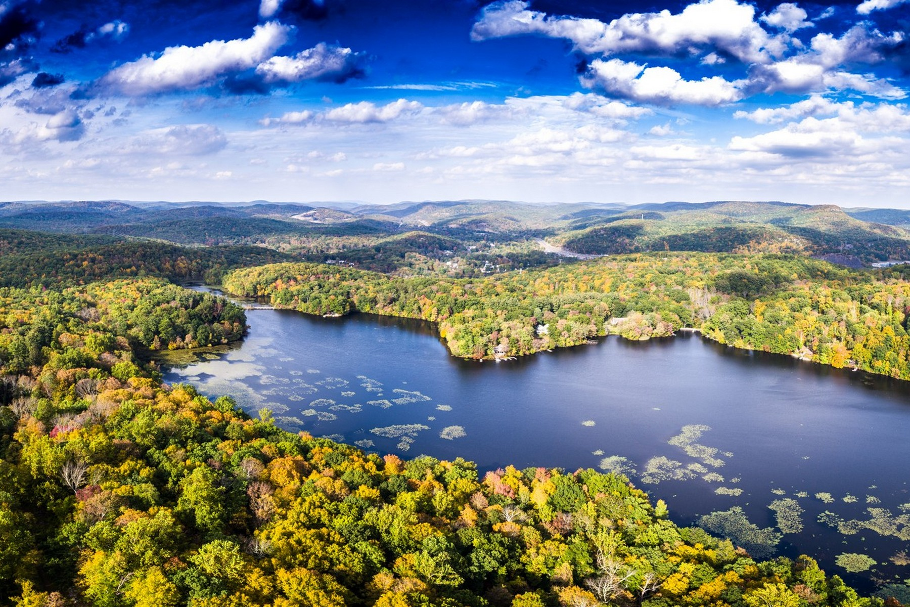 Land for Sale at Magnificent Lakefront Parcel 10 Beaver Pond Road Pierson Lakes, New York 10974 United States