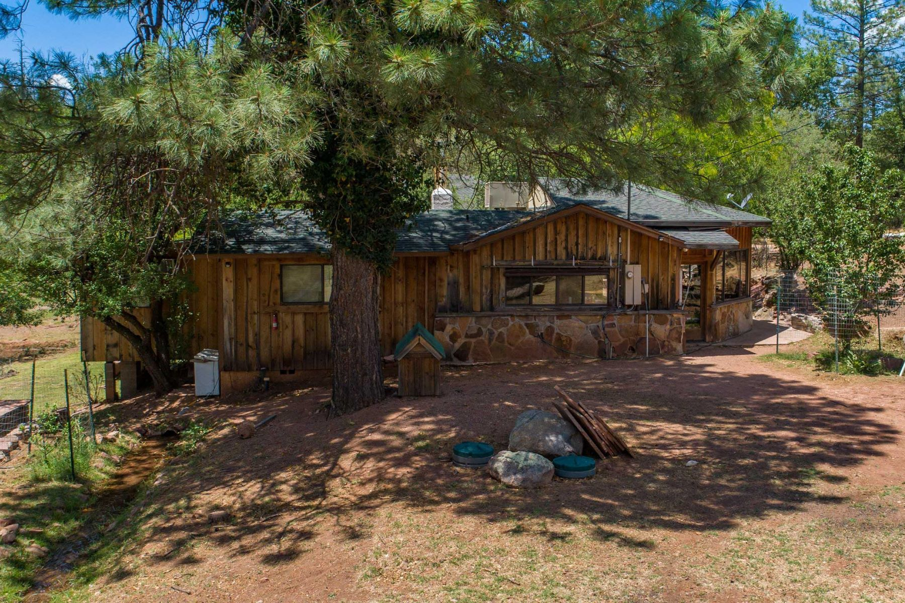 Land for Active at Historic Cold Springs Ranch 1965 S Fsr Lot 420 Payson, Arizona 85541 United States