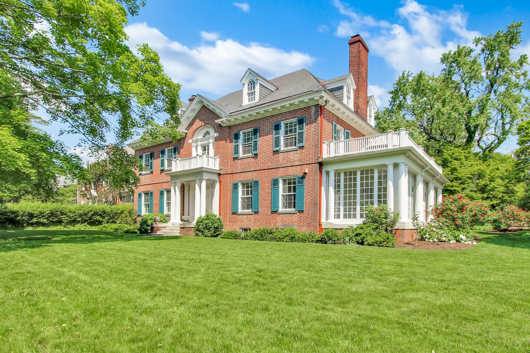 Single Family Homes for Sale at Roland Park 312 Overhill Road Baltimore, Maryland 21210 United States