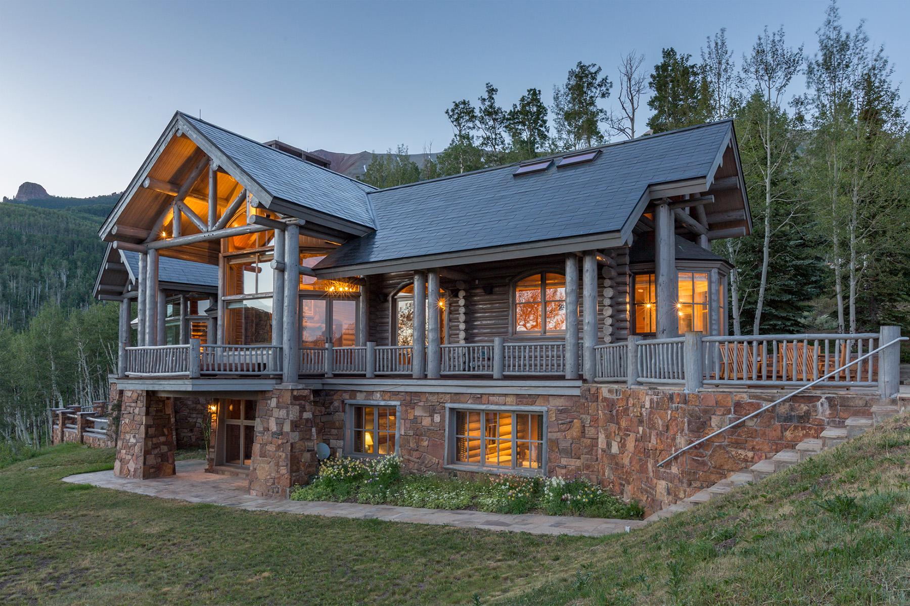 一戸建て のために 売買 アット 309 Aldasoro Boulevard Telluride, コロラド, 81435 アメリカ合衆国