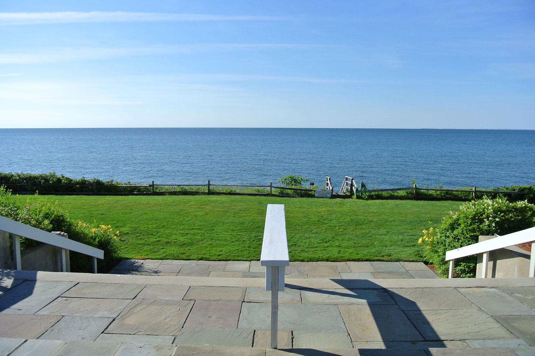 Condominium for Sale at OCEAN VIEW CONDOMINIUM TRI-LEVEL UNIT 94 Shore Drive West 4112 New Seabury, Massachusetts 02649 United States