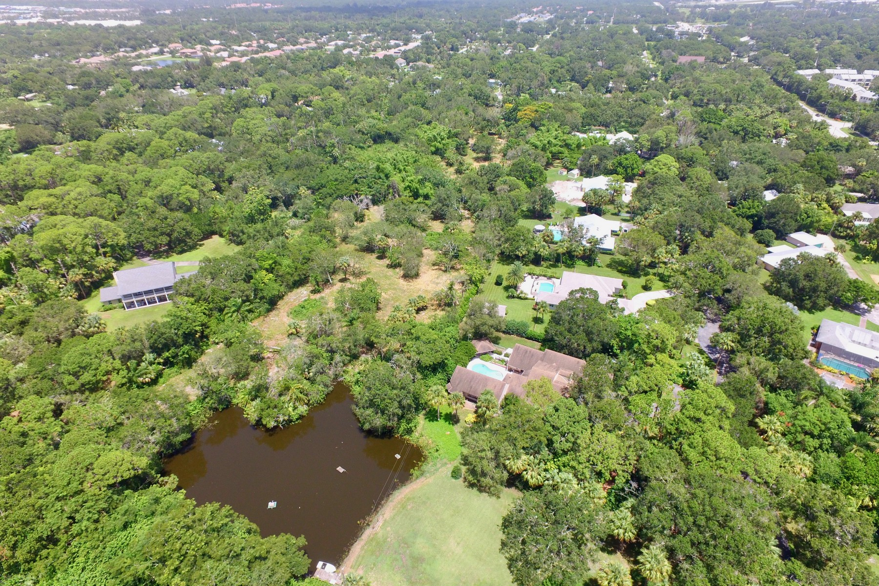 Additional photo for property listing at 6.72 Acres with Lake 4515 16th Street Vero Beach, Florida 32966 United States