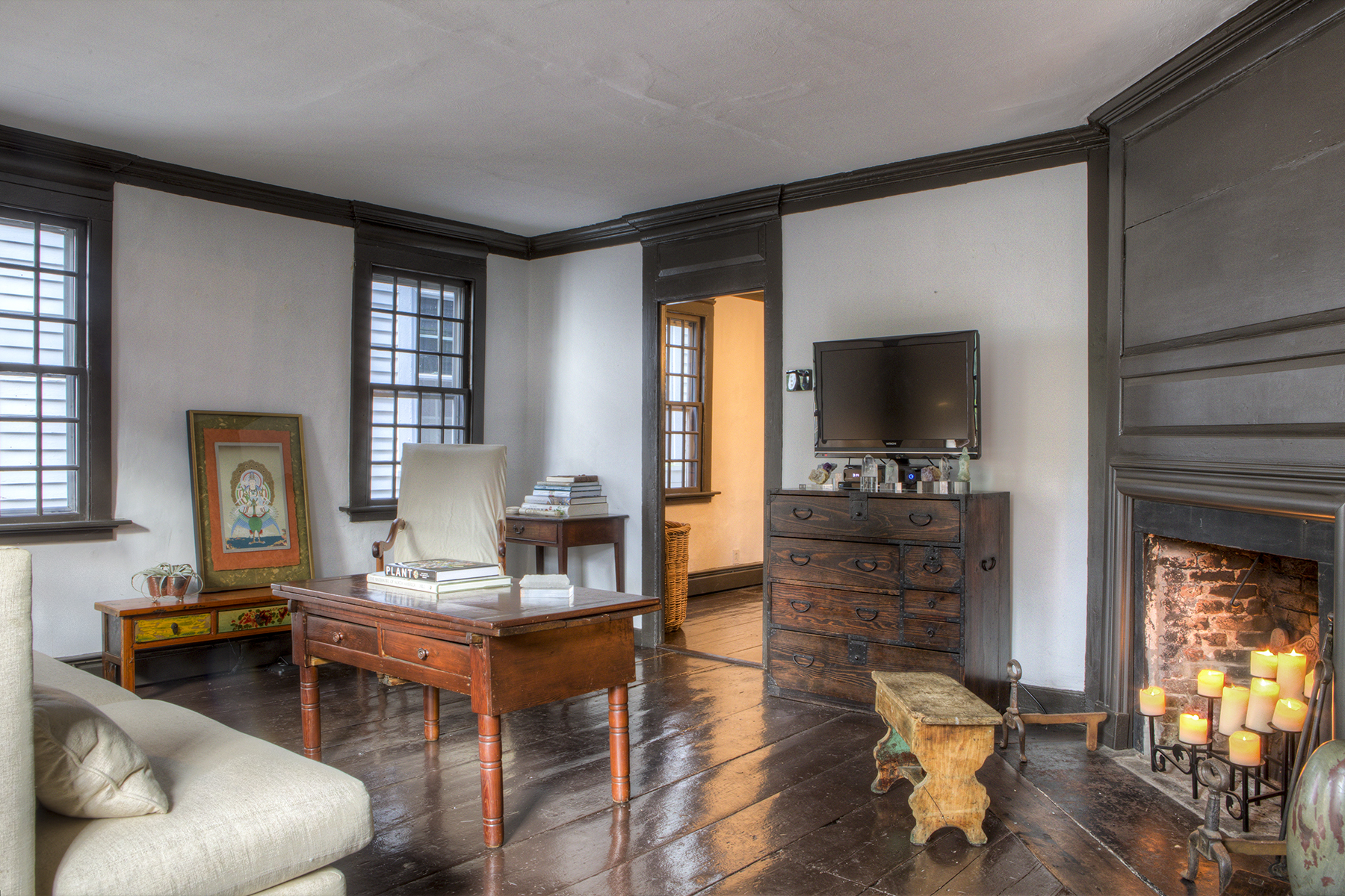Additional photo for property listing at The John Goddard House 81 Second Street Newport, Rhode Island 02840 United States