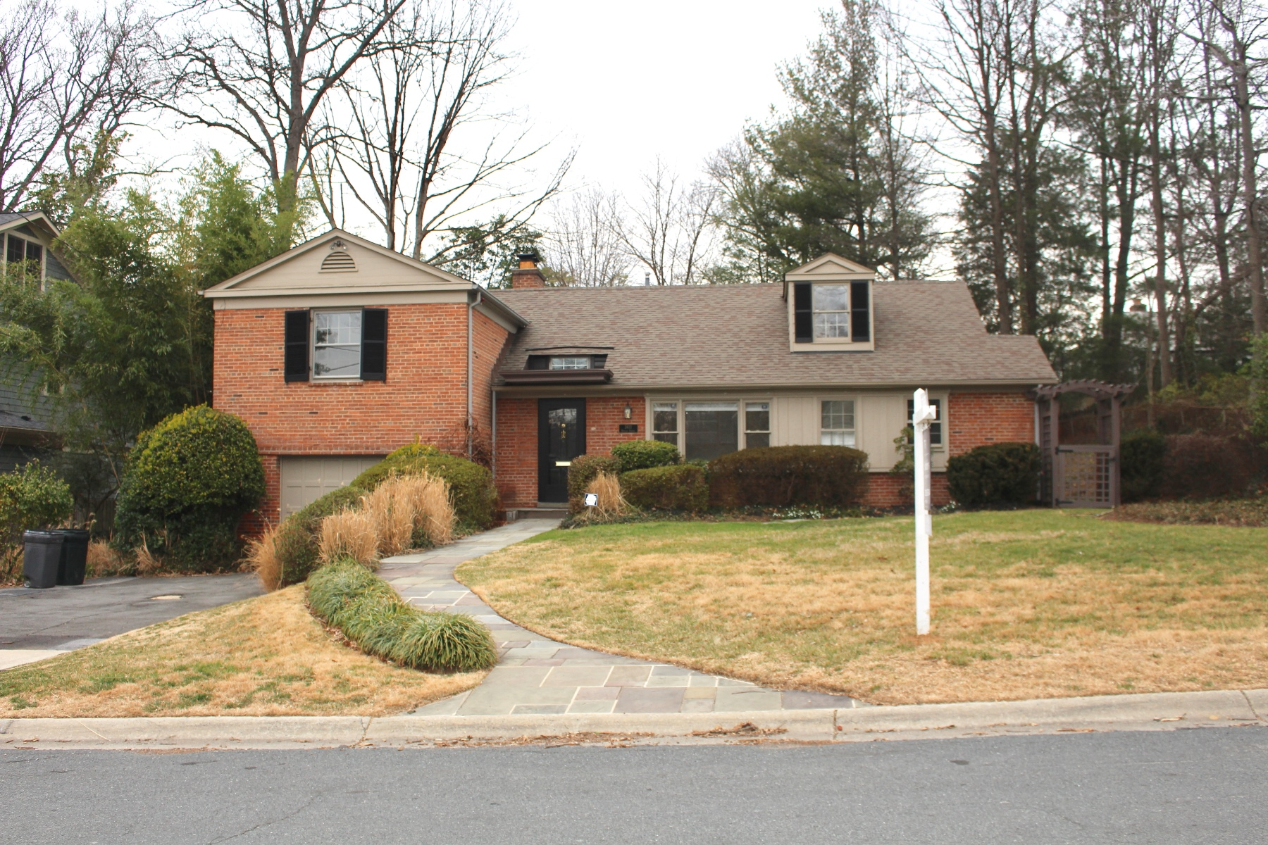 Single Family Home for Rent at 3611 Dunlop Street, Chevy Chase Chevy Chase, Maryland 20815 United States