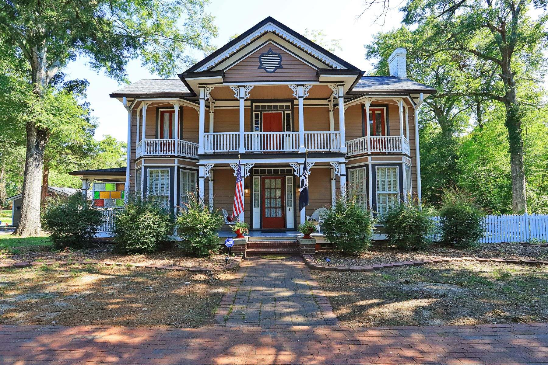 Single Family Homes for Sale at Historic Muse House 538 Carthage Street Cameron, North Carolina 28326 United States