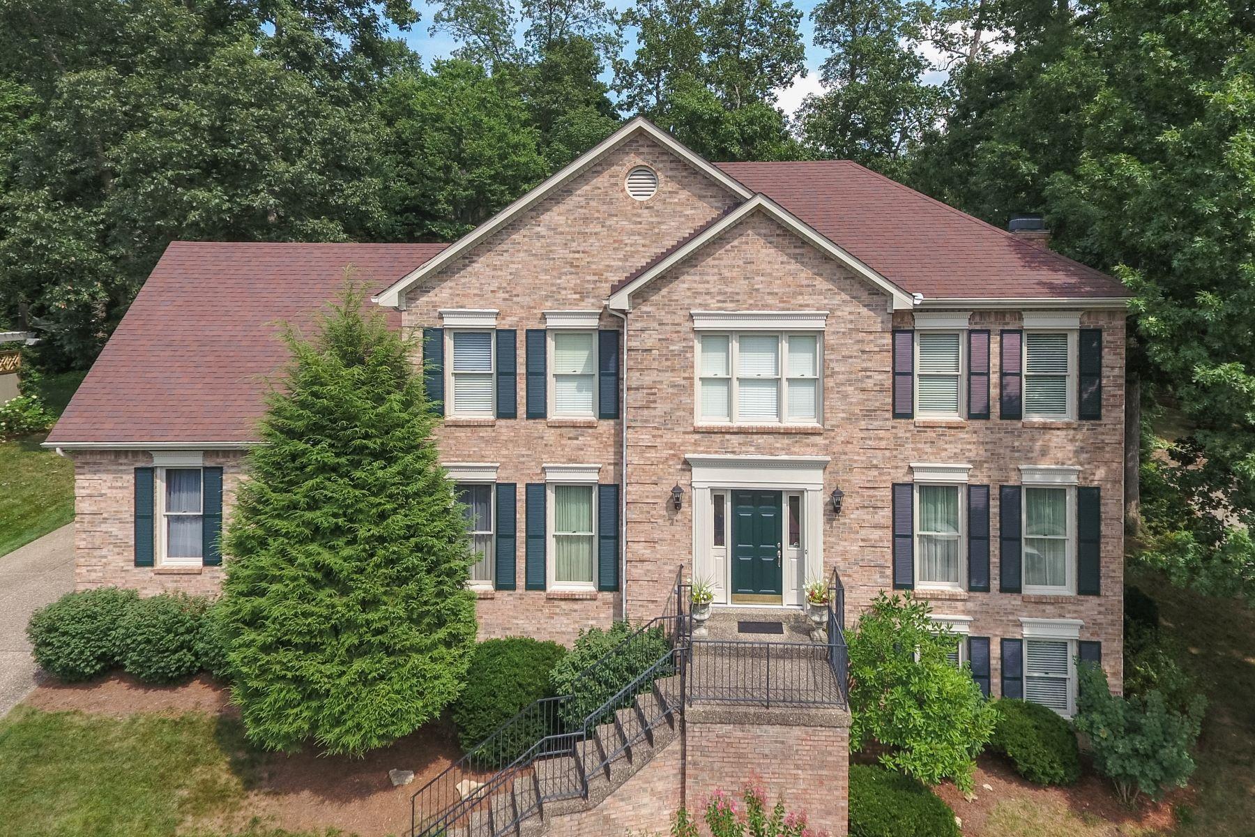 Nhà ở một gia đình vì Bán tại 10420 Worthington Lane Prospect, Kentucky, 40059 Hoa Kỳ