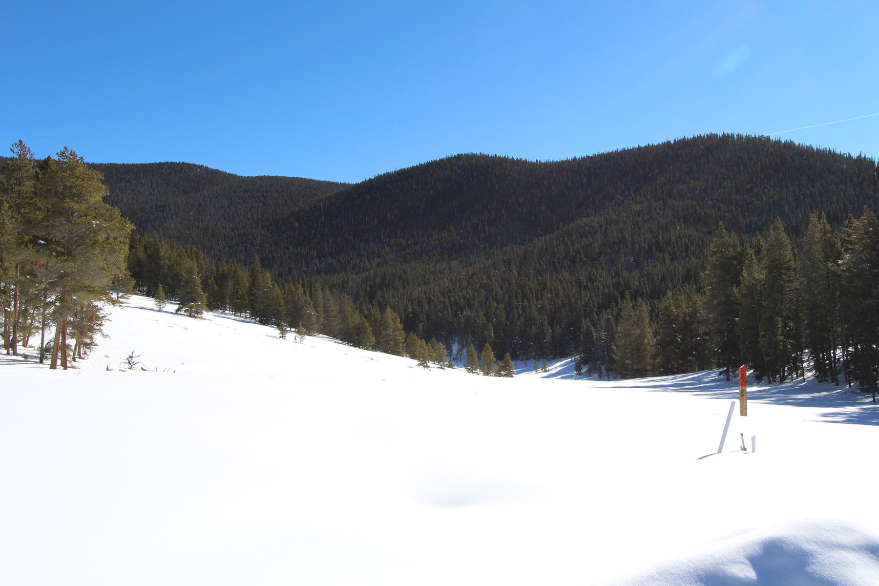 Land for Active at Lot 7 in Muggins Gulch 1050 Muggins Gulch Road Breckenridge, Colorado 80424 United States