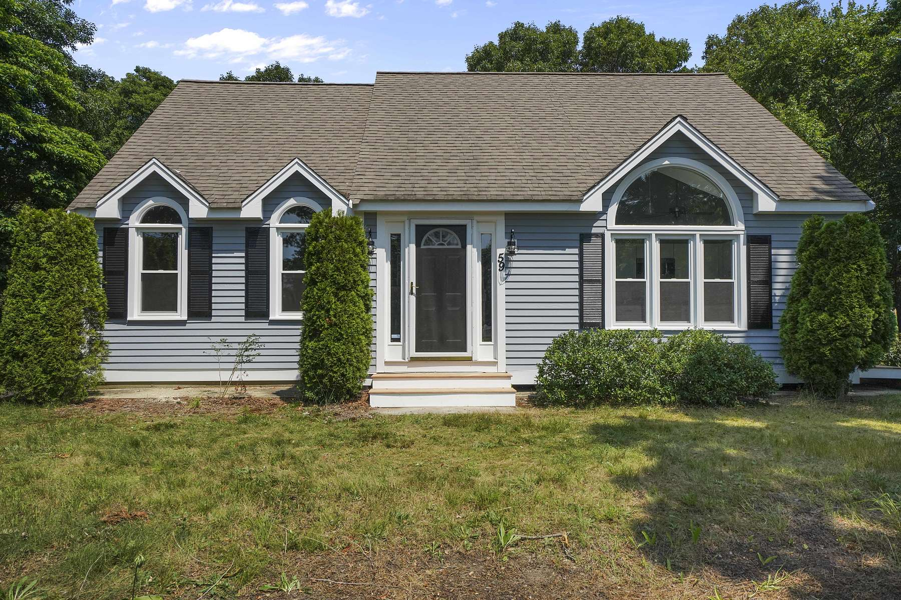 Single Family Homes for Sale at 59 Nonantum Road, Plymouth 59 Nonantum Road Plymouth, Massachusetts 02360 United States