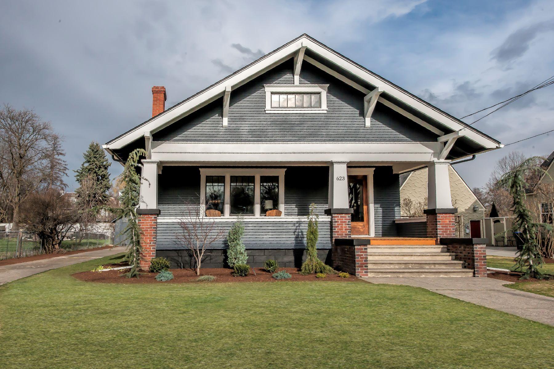 独户住宅 为 销售 在 623 Catherine St, Walla Walla, WA 瓦拉瓦拉, 华盛顿州, 99362 美国