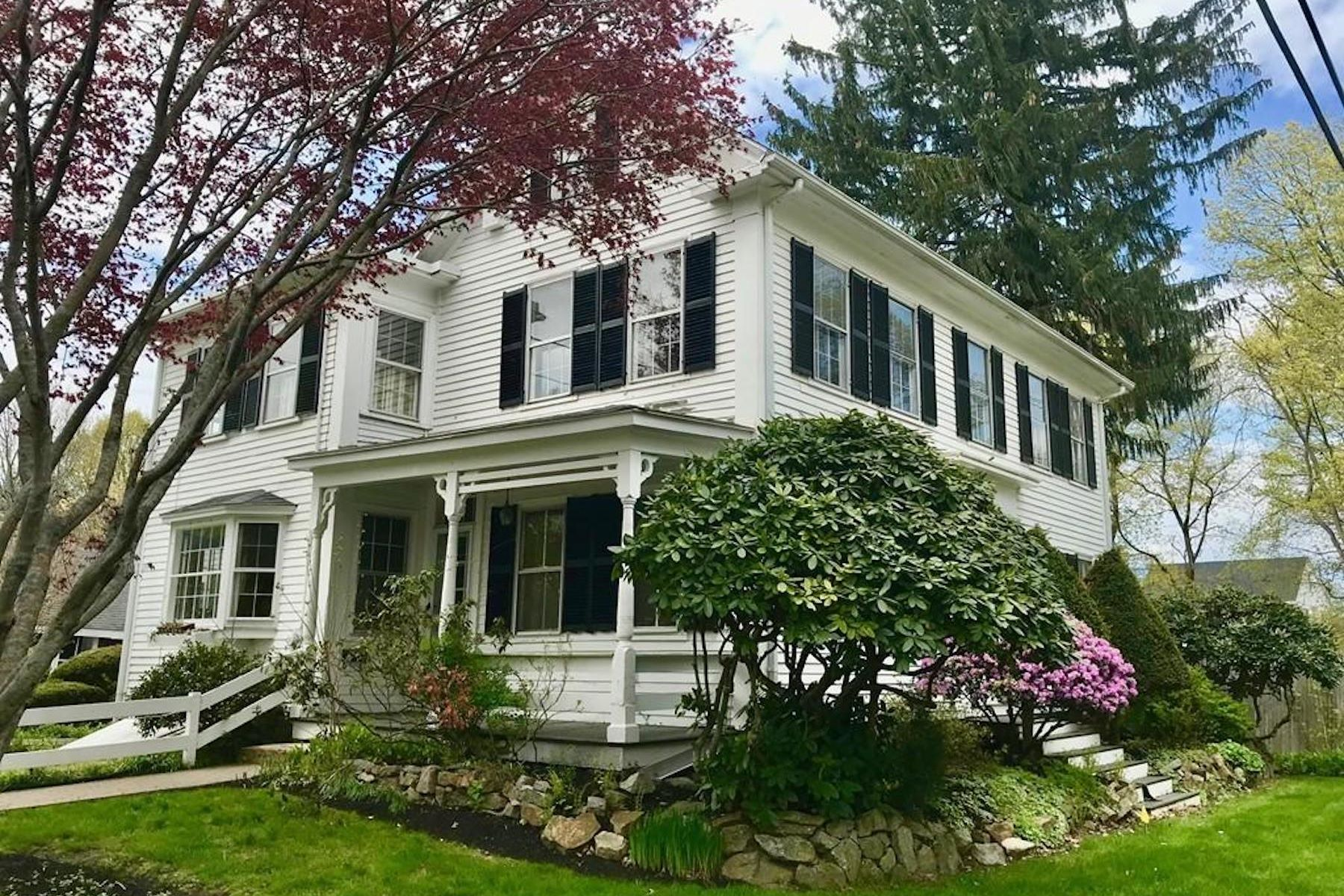 Single Family Homes for Sale at 42 High Rd Newbury, Massachusetts 01951 United States