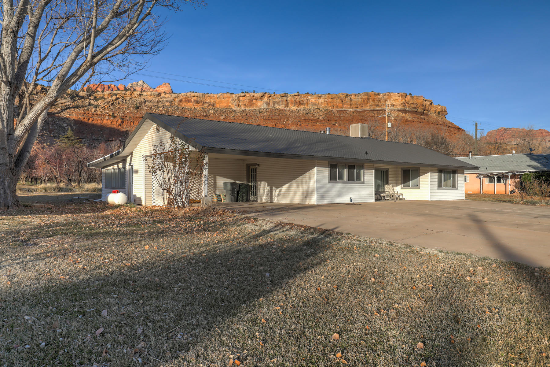 Single Family Homes for Sale at Close To Zion National Park 180 West Main St Rockville, Utah 84763 United States