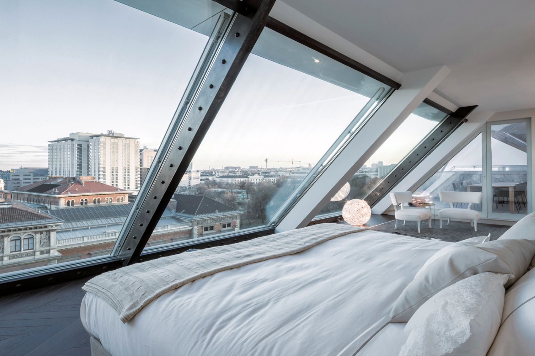 アパート のために 売買 アット Extravagant 4 Bed Penthouse Vienna, Vienna, 1010 Austria
