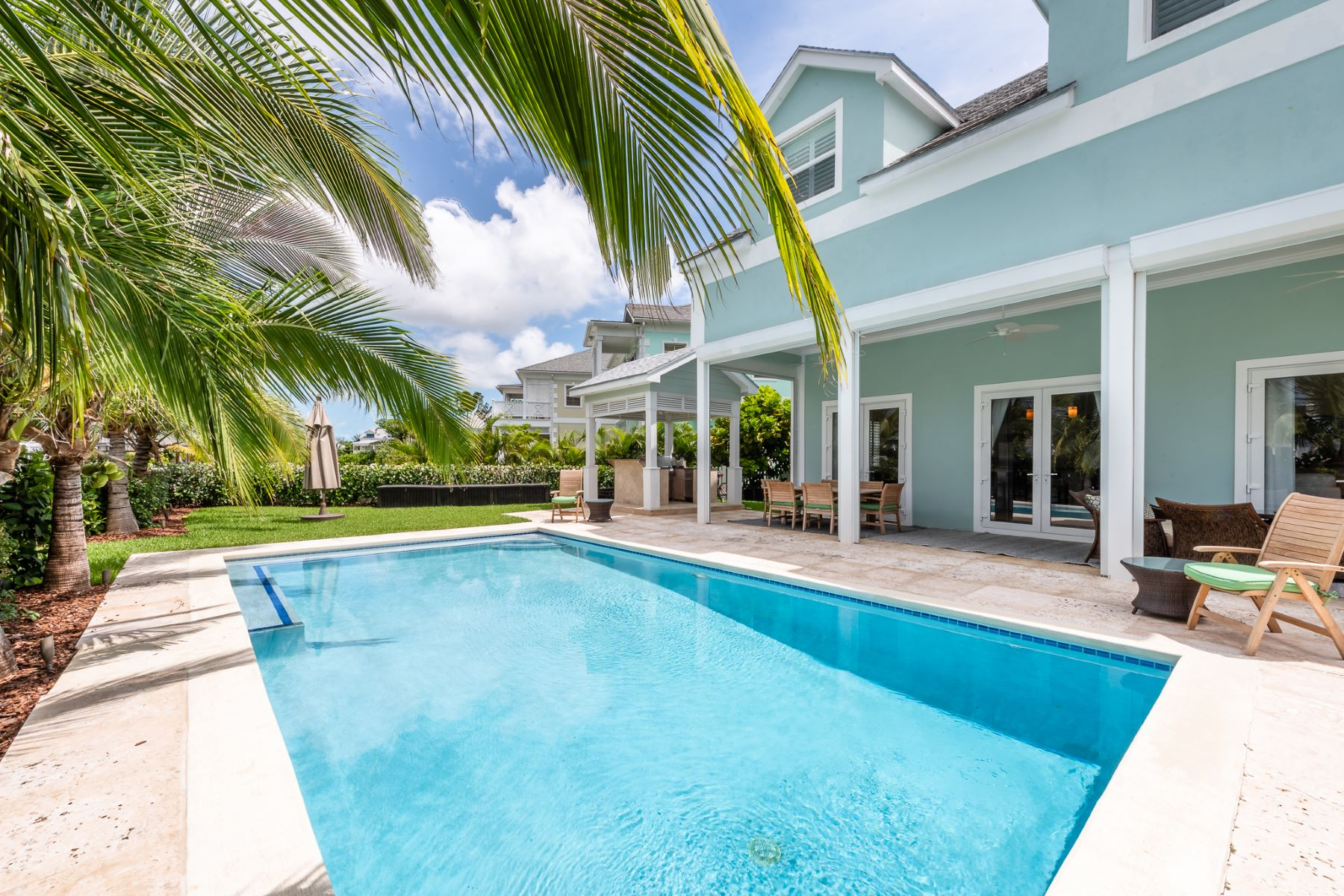 Single Family Home for Sale at 17B Royal Palm Cay, Sandyport Sandyport, Cable Beach, Nassau And Paradise Island Bahamas
