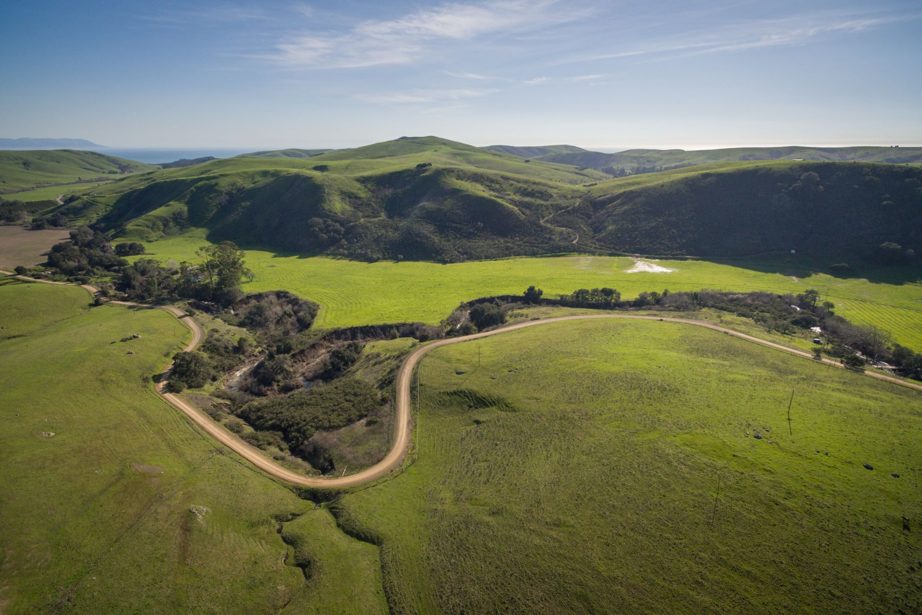 Hacienda / Granja / Rancho / Plantación por un Venta en 371± Acre Farm & Cattle Ranch 3750 Villa Creek Rd. Cayucos, California 93430 Estados Unidos