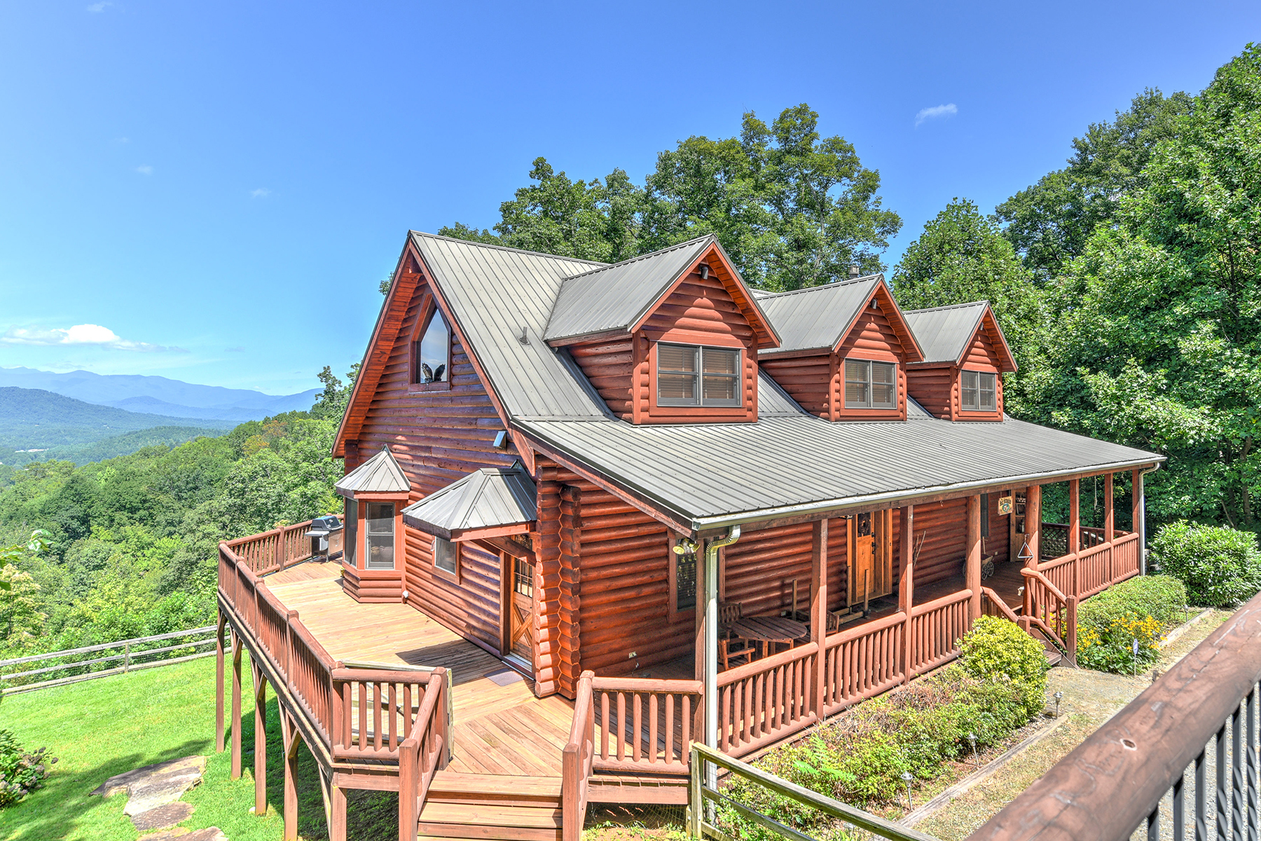 Single Family Homes for Active at GATEWAY MOUNTAIN 1401 Mitchell View Dr Old Fort, North Carolina 28762 United States