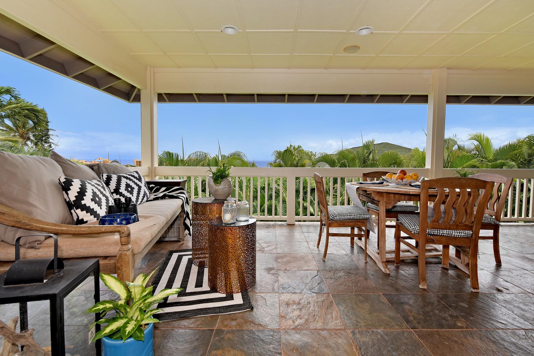 一戸建て のために 売買 アット Views and Outdoor Living Perfect for the Maui Lifestyle! 29 Poinciana Rd Lahaina, ハワイ 96761 アメリカ合衆国