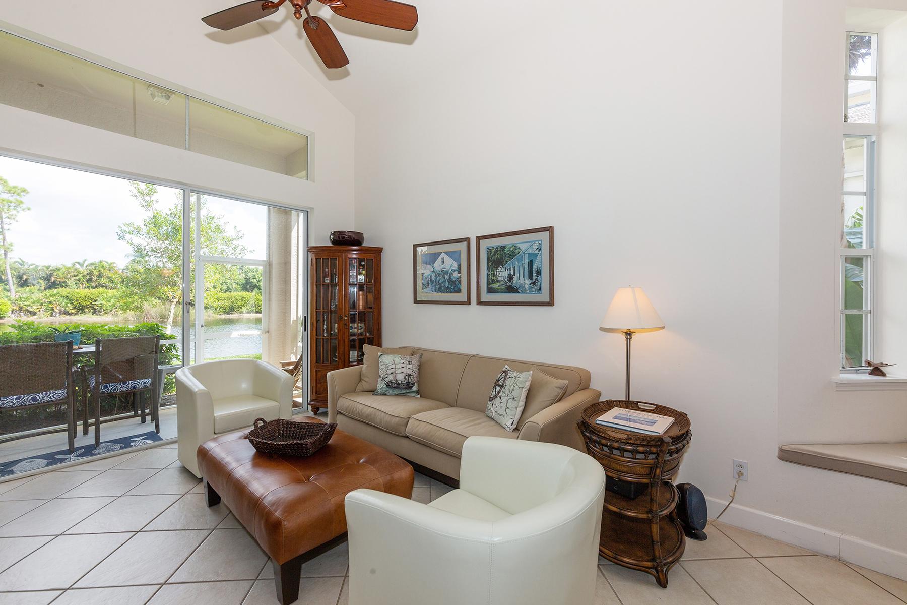 Other Residential Homes 용 임대 에 14819 Sterling Oaks Dr, 나폴리, 플로리다 34110 미국