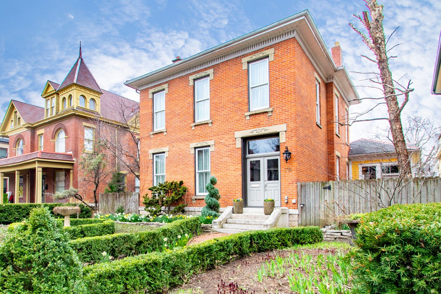 Single Family Homes for Sale at 76 West Second Avenue Columbus, Ohio 43201 United States