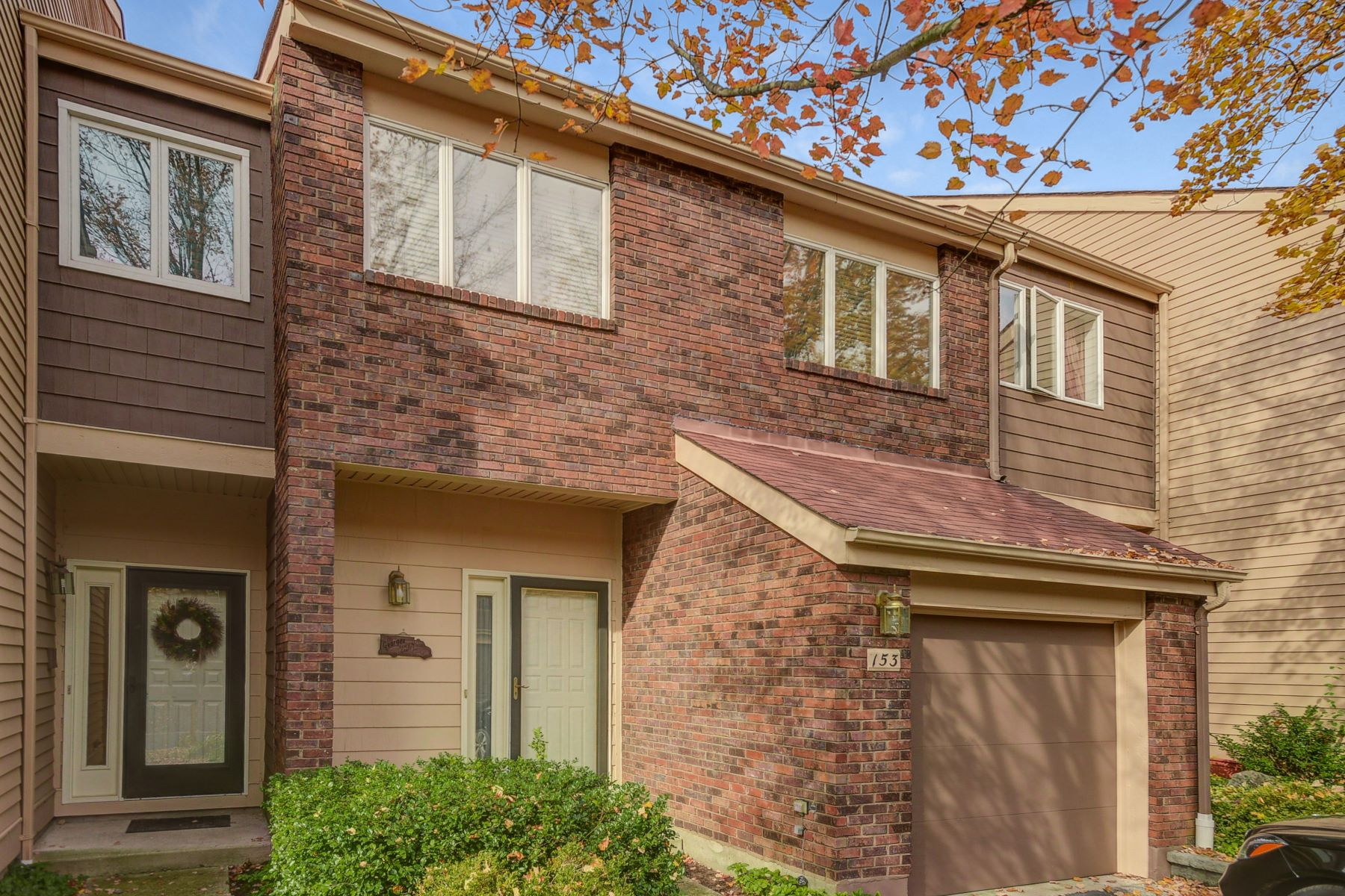 townhouses for Sale at Beautiful Cheshire Model 153 Leeds Court Madison, New Jersey 07940 United States