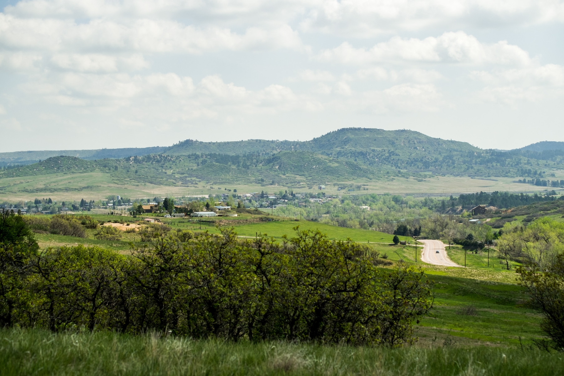 Land for Active at 3746 Bears Den Ct Sedalia, Colorado 80135 United States