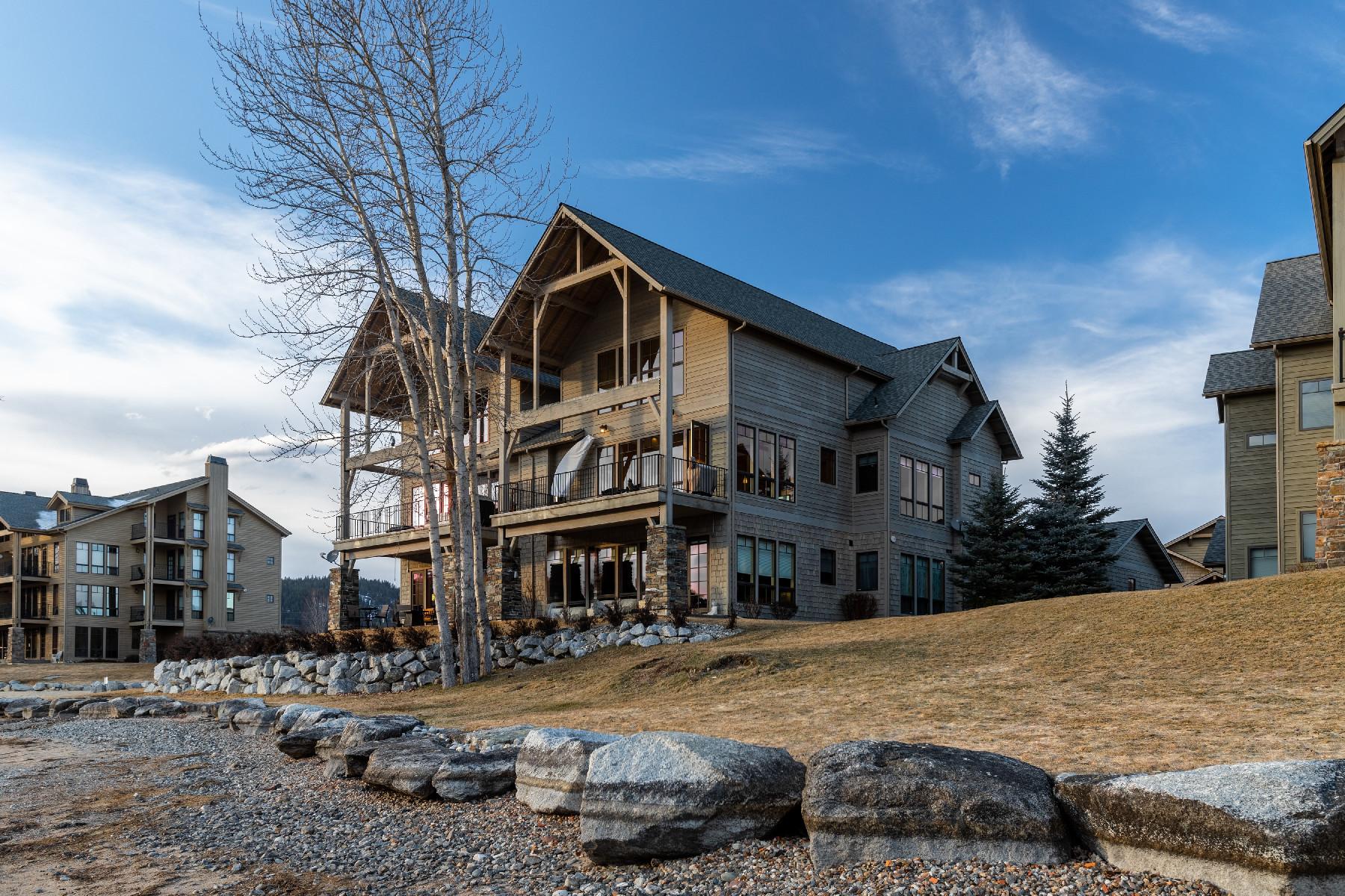Condominiums for Sale at MarinaTownPenthouse.com 517 Lakeshore Avenue #203 Dover, Idaho 83825 United States