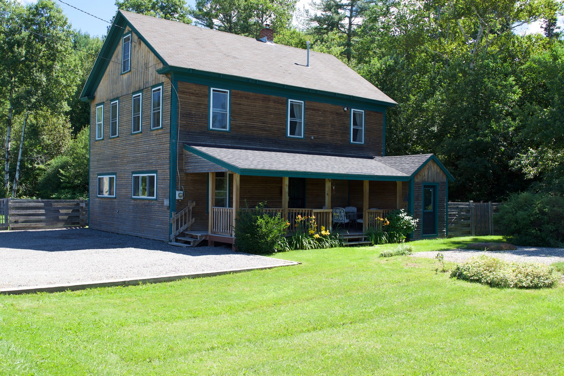 Single Family Home for Sale at 10 Tousant Hill Road, Greensboro 10 Tousant Hill Rd Greensboro, Vermont 05842 United States