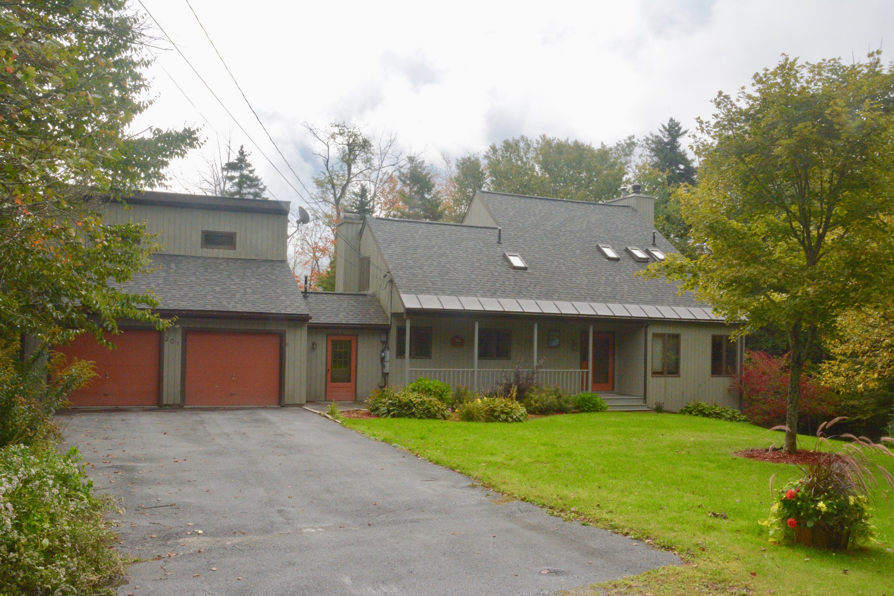 Single Family Home for Sale at 201 Erb's Way, Woodford 201 Erb's Way Woodford, Vermont 05201 United States