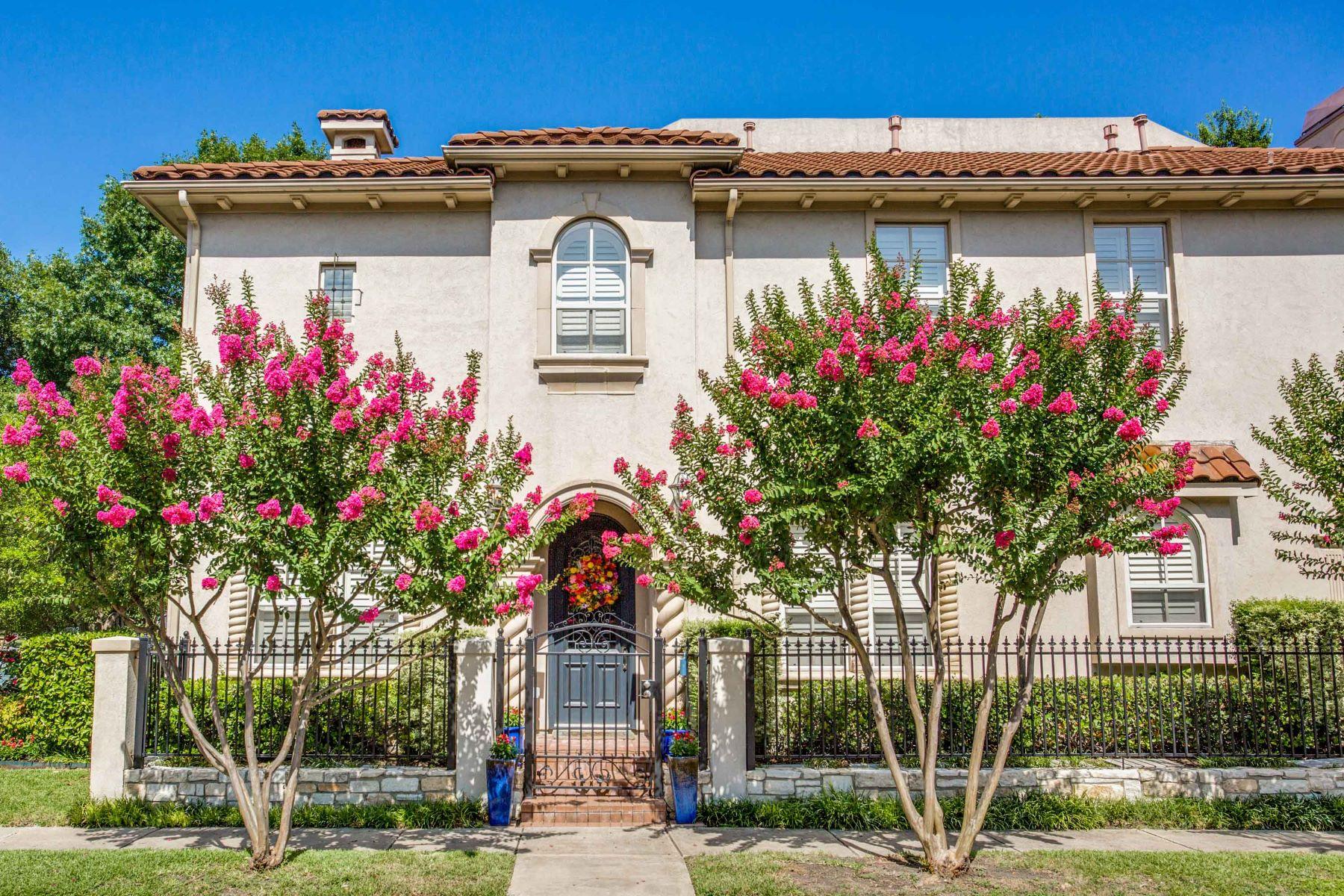 Single Family Homes for Sale at 3489 McFarlin Boulevard 3489 McFarlin Boulvard University Park, Texas 75205 United States