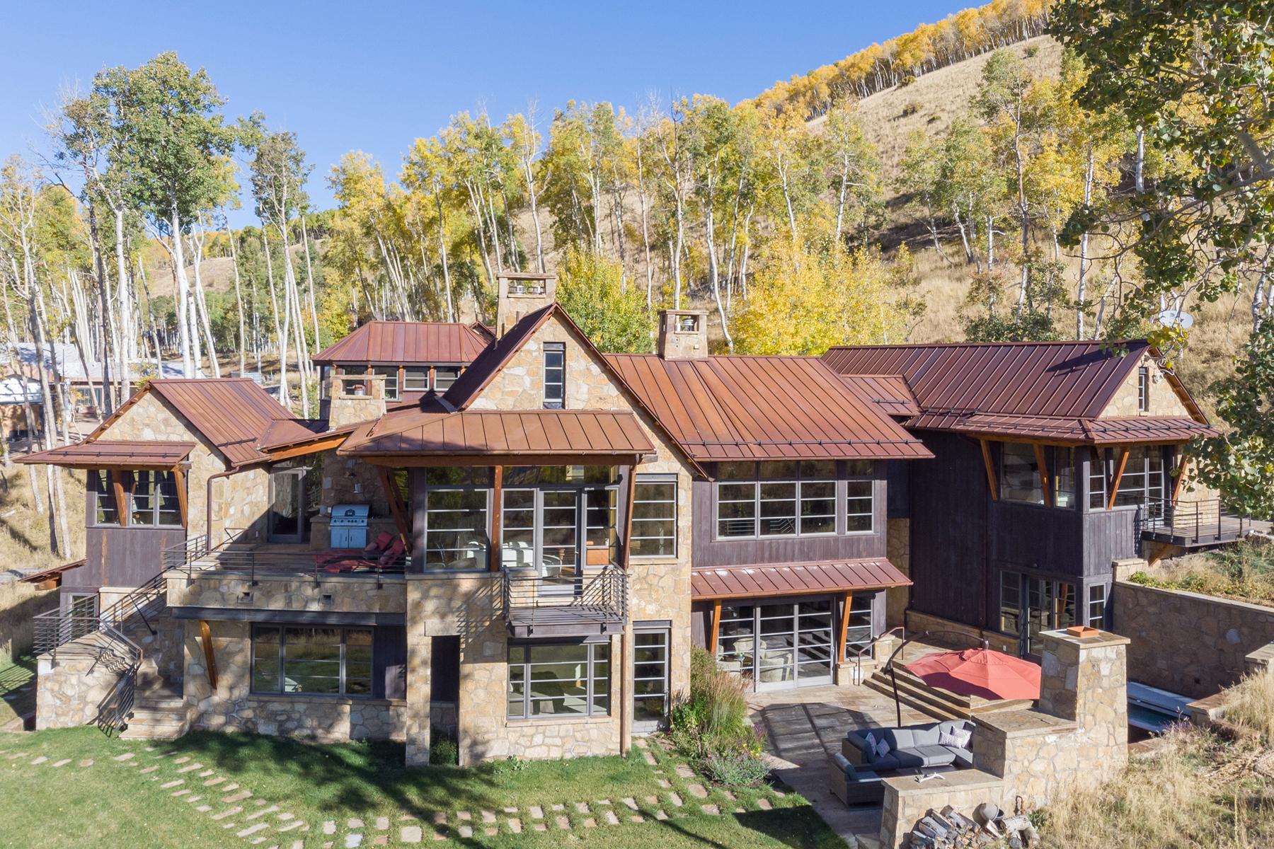Single Family Homes for Active at 229 E. Serapio Drive Telluride, Colorado 81435 United States