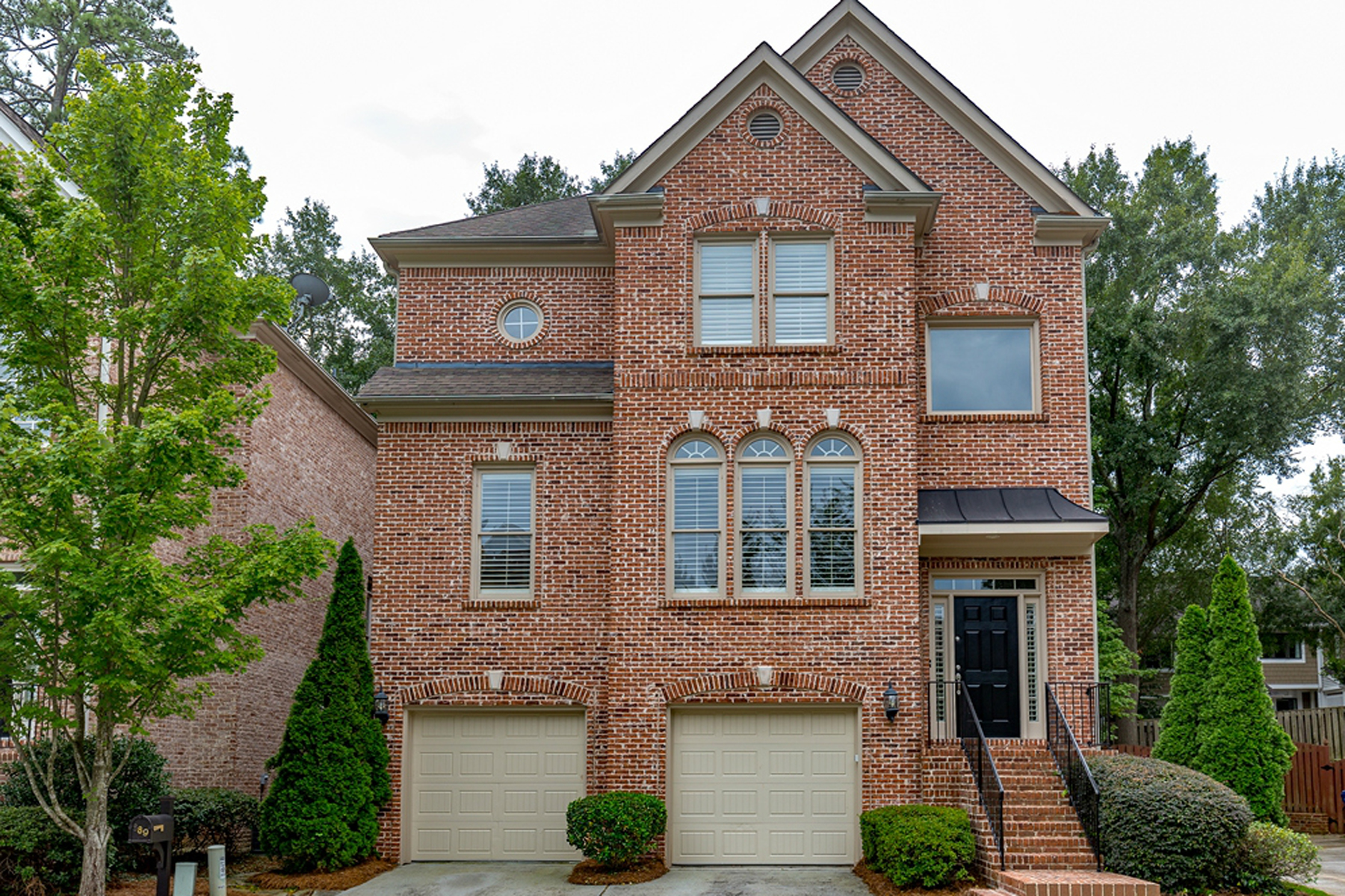 Single Family Home for Sale at Three Levels Of Living In Buckhead 889 Lenox Ct Atlanta, Georgia, 30324 United States