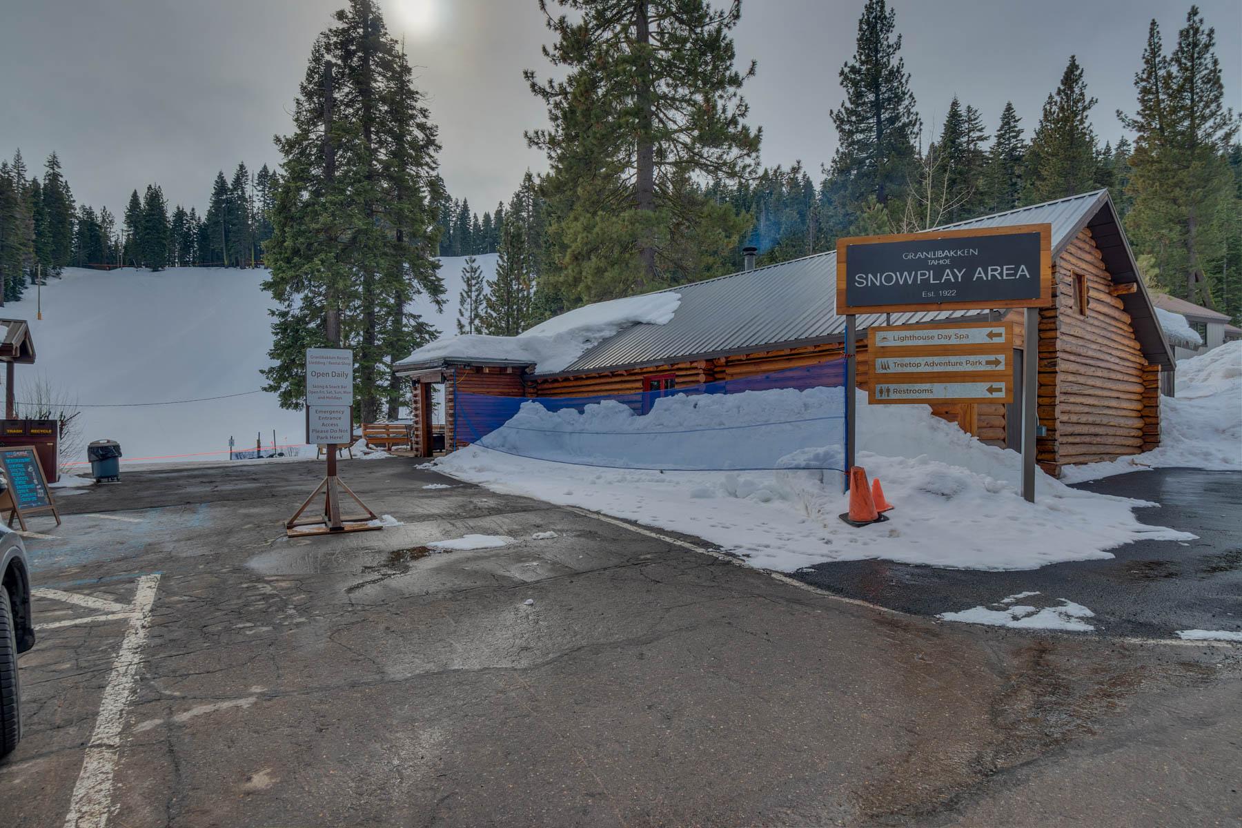 Additional photo for property listing at 725 Granlibakken Road Unit#8 CityTahoe City 725 Granlibakken Rd #81 Tahoe City, California 96145 United States