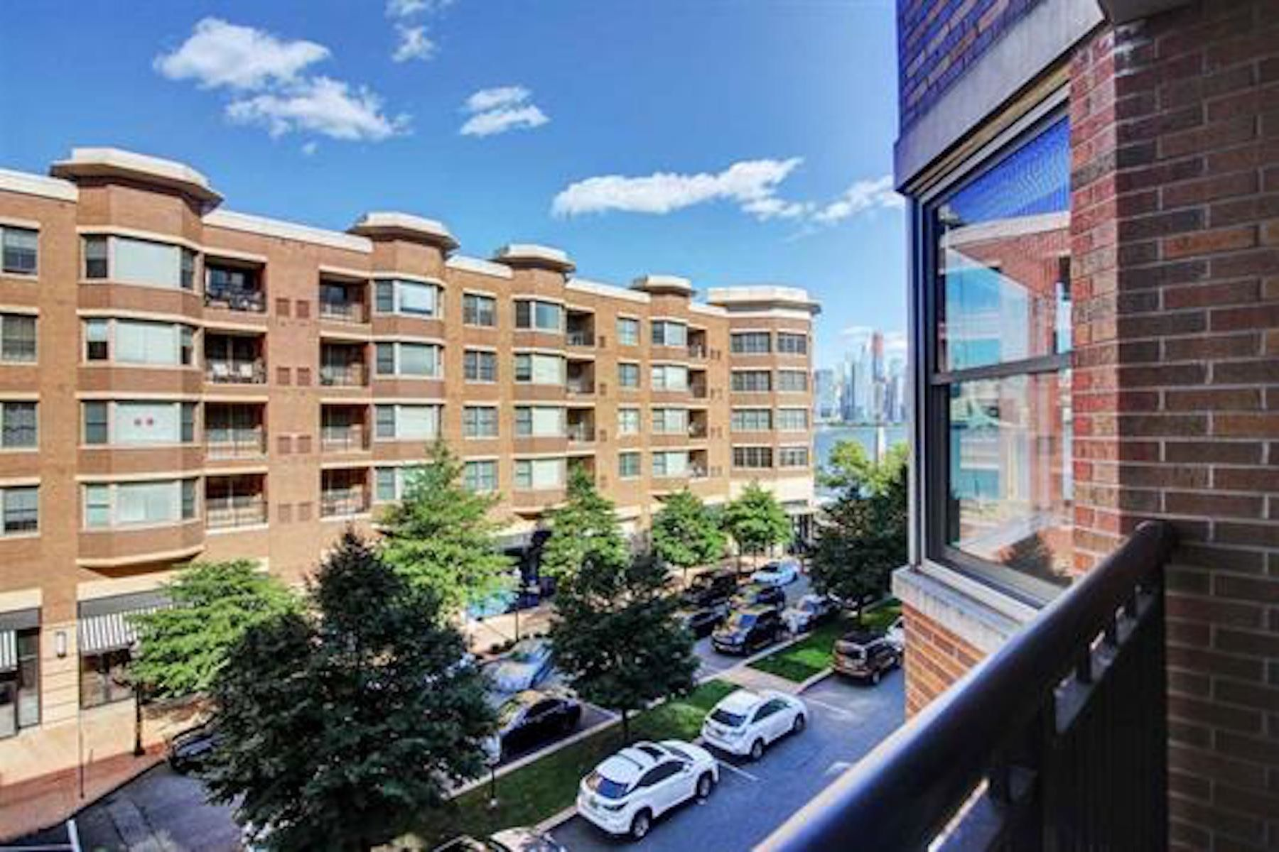 Condominiums for Sale at Discover Pure Luxury in this North Facing 2 Bedroom / 2 Bathroom Home 22 Avenue At Port Imperial #308 West New York, New Jersey 07093 United States