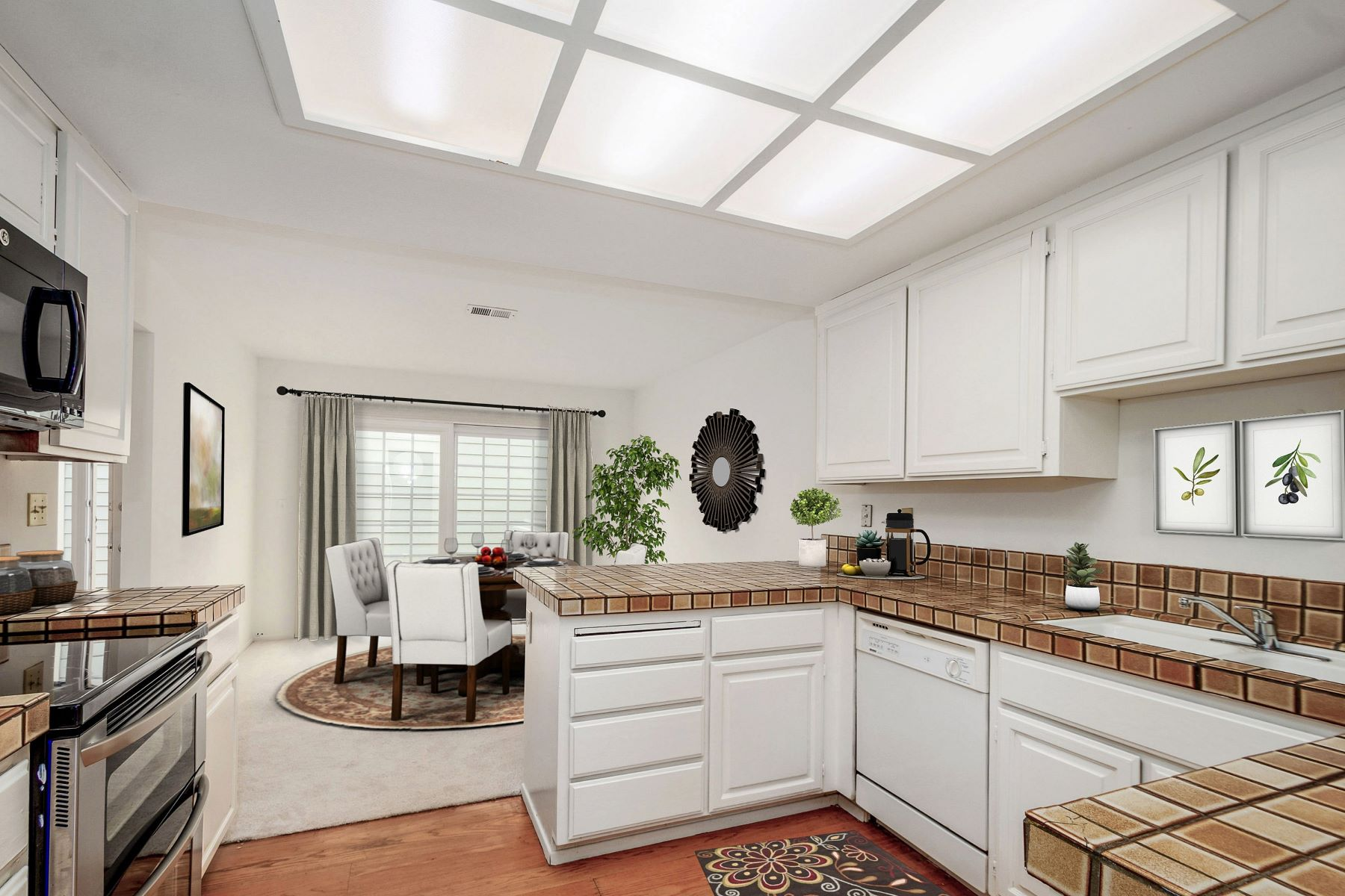 townhouses for Sale at Desirable Danville Ranch Townhome 1857 North Forest Hill Place Danville, California 94526 United States