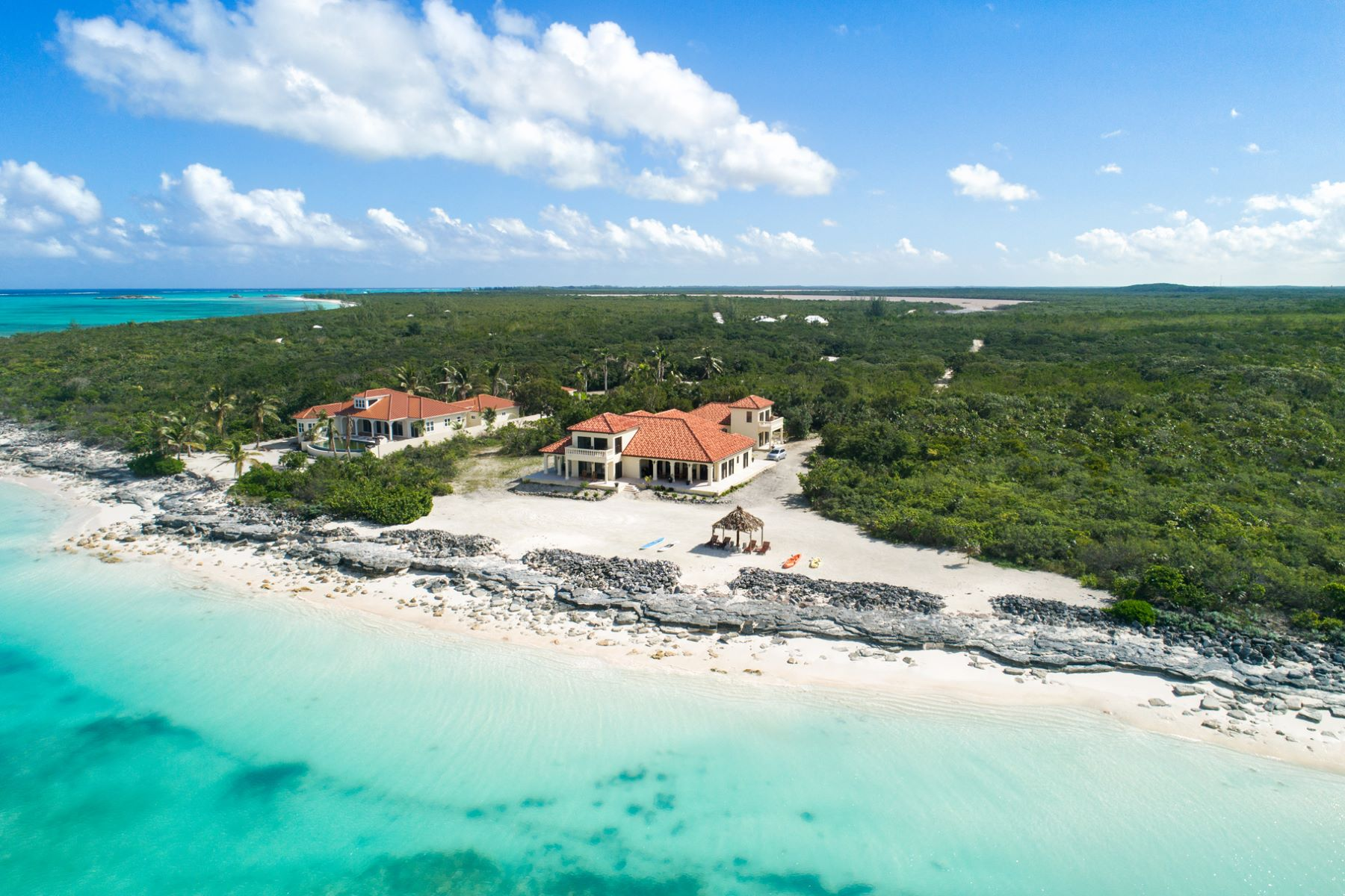 Single Family Home for Sale at Jodo Villa Sandy Point, North Caicos Turks And Caicos Islands