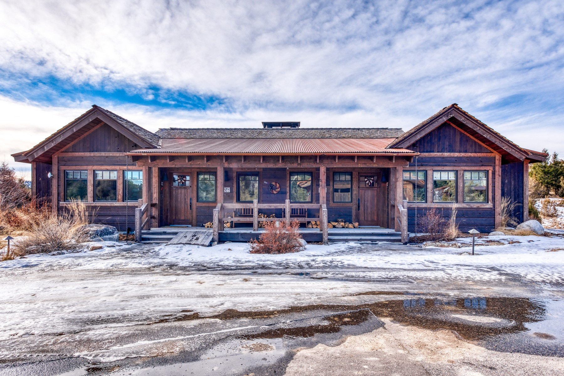 townhouses for Sale at Rock Creek Cattle Company Townhome 26 (28) Sage Court Deer Lodge, Montana 59722 United States