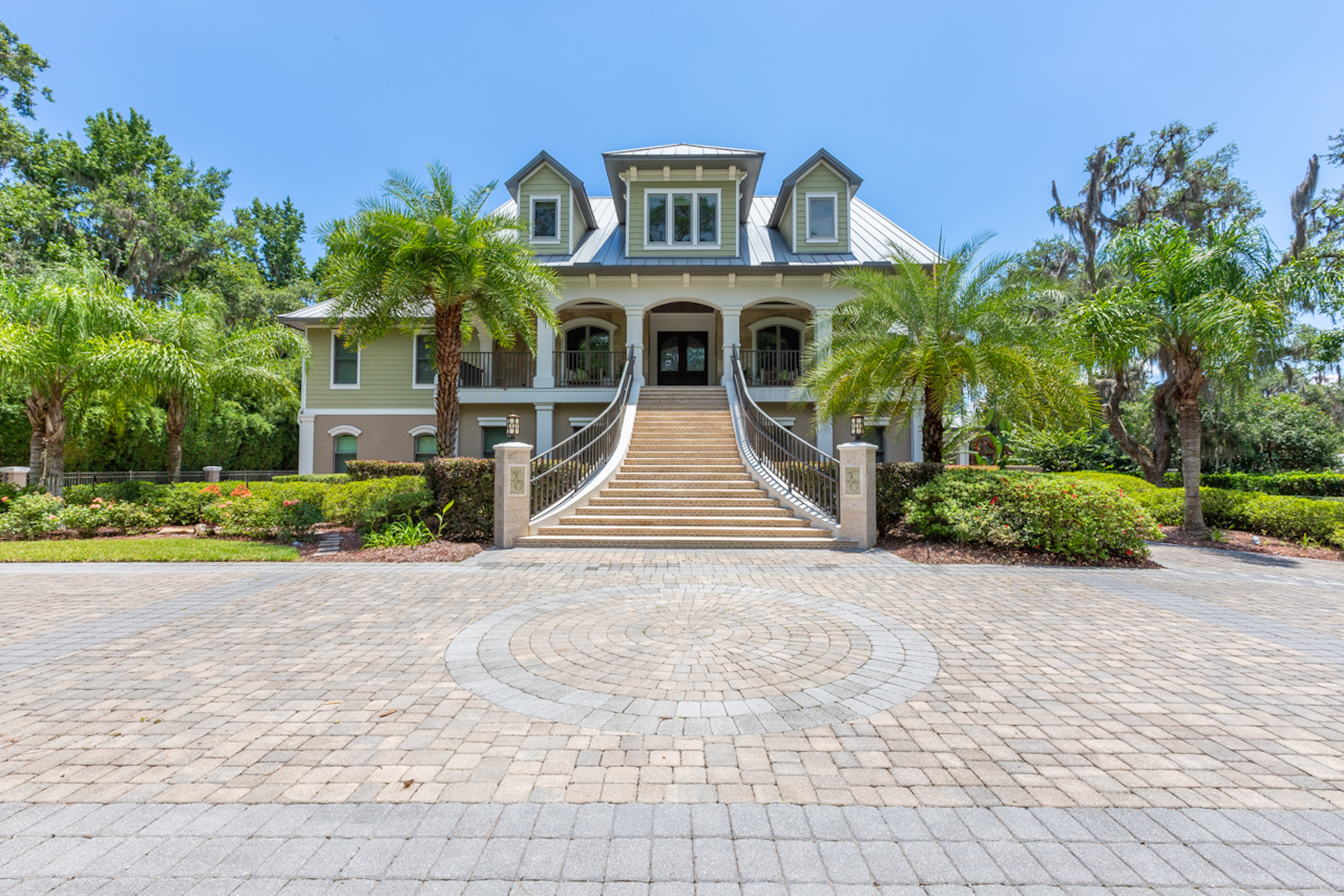 Single Family Homes for Sale at Green Cove Springs Masterpiece 140 Monterey Bay Lane Green Cove Springs, Florida 32043 United States