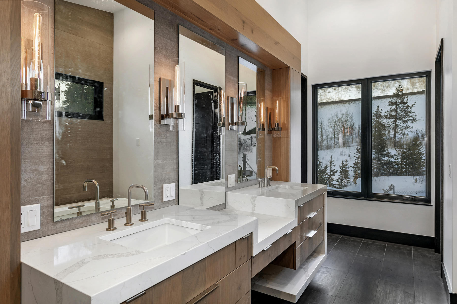 Additional photo for property listing at The future of East Vail architecture and design has arrived! 4271 Columbine Drive Vail, Colorado 81657 United States