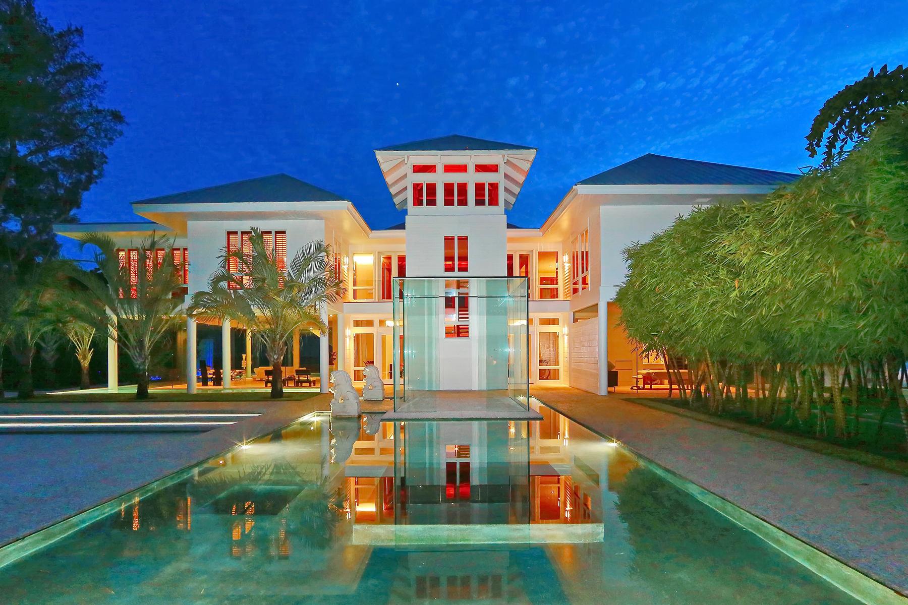 Single Family Homes für Verkauf beim SANDERLING CLUB 7712 Sanderling Rd, Sarasota, Florida 34242 Vereinigte Staaten