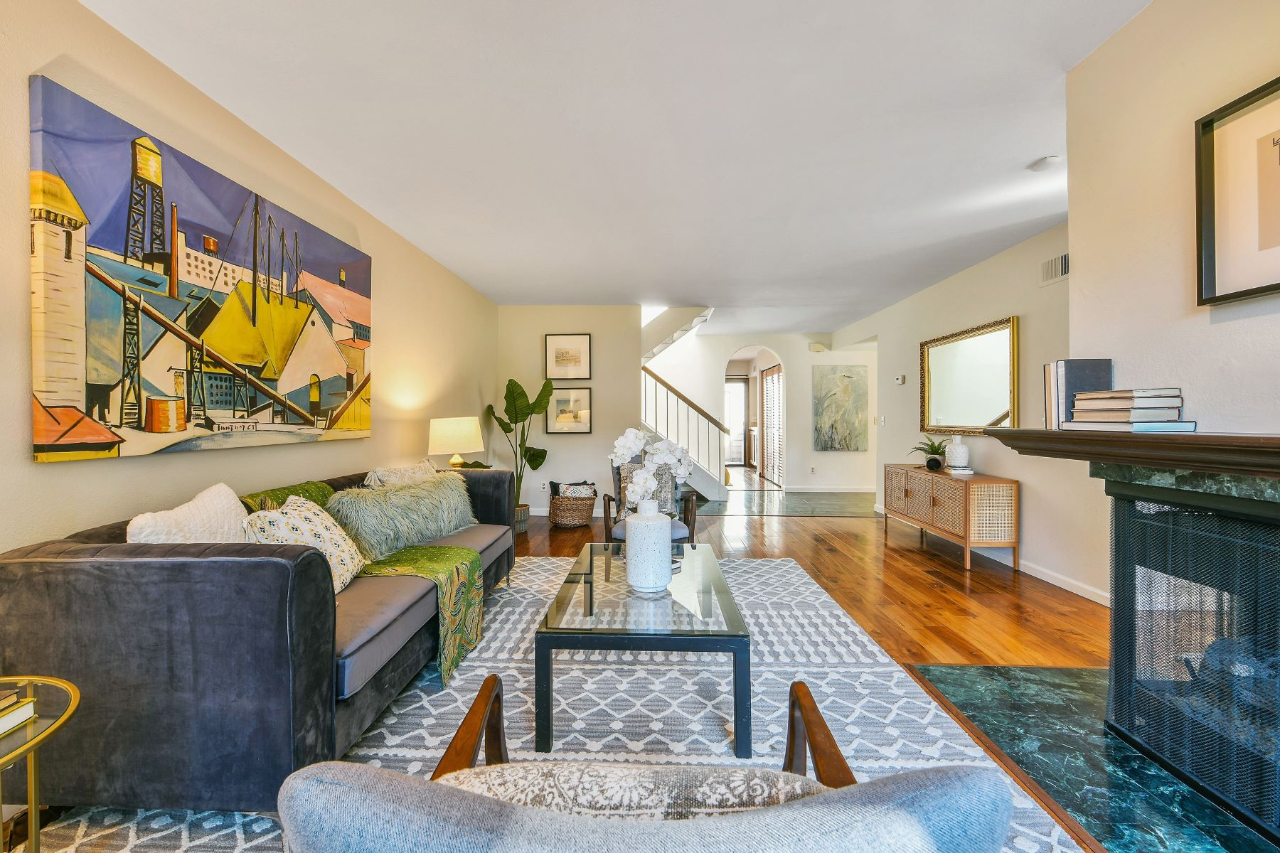 townhouses for Sale at Water View Alameda Home 548 Queens Road Alameda, California 94501 United States