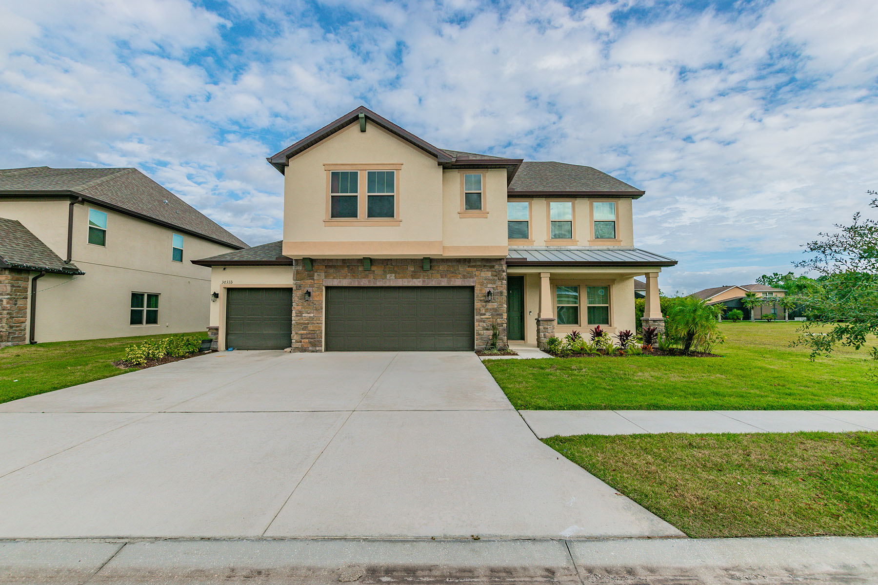 Single Family Homes for Sale at 30333 Five Farms Ave Wesley Chapel, Florida 33543 United States