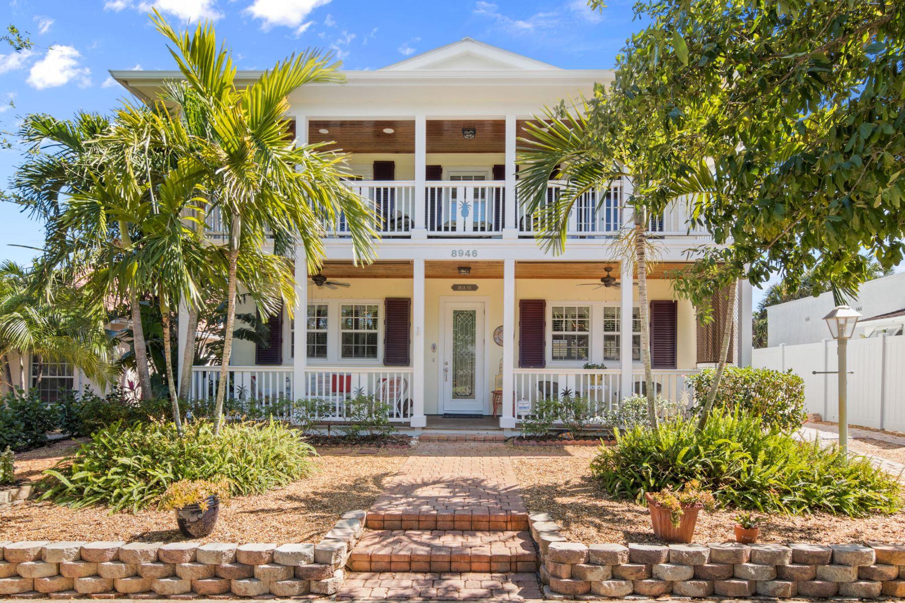 Casa Unifamiliar por un Venta en 8946 SE Mars Street Hobe Sound, Florida 33455 Estados Unidos
