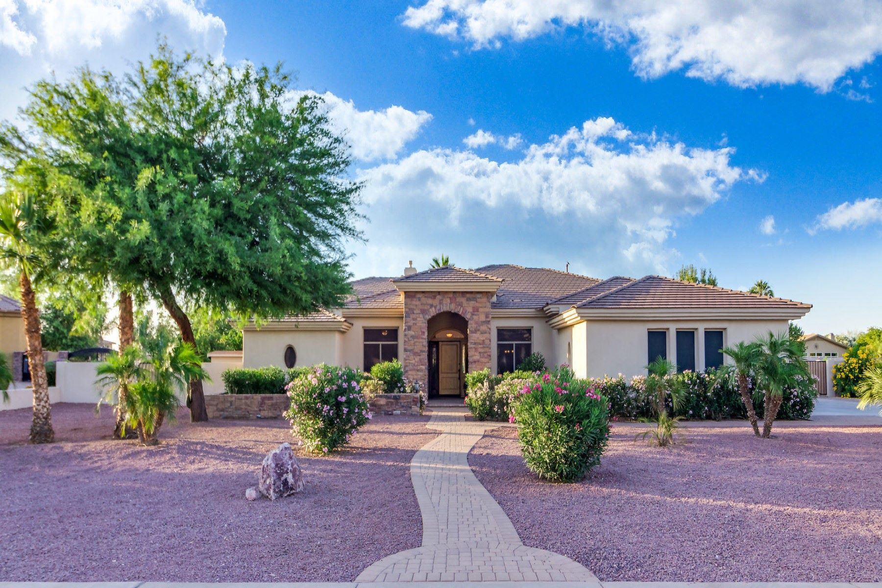Single Family Homes for Sale at Lines Family Estates 2738 E LINES LN Gilbert, Arizona 85297 United States