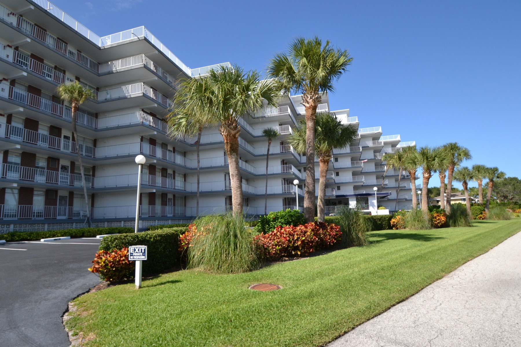 Condominium for Sale at Lovely Condo One Half Block to the Beach! 935 E Causeway Boulevard #205 Vero Beach, Florida 32963 United States