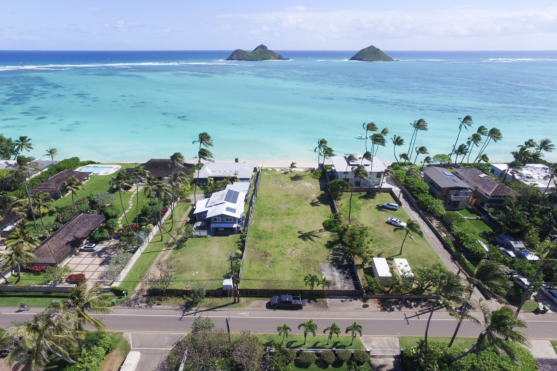 Land for Active at Lanikai 1318 Mokulua Drive Kailua, Hawaii 96734 United States