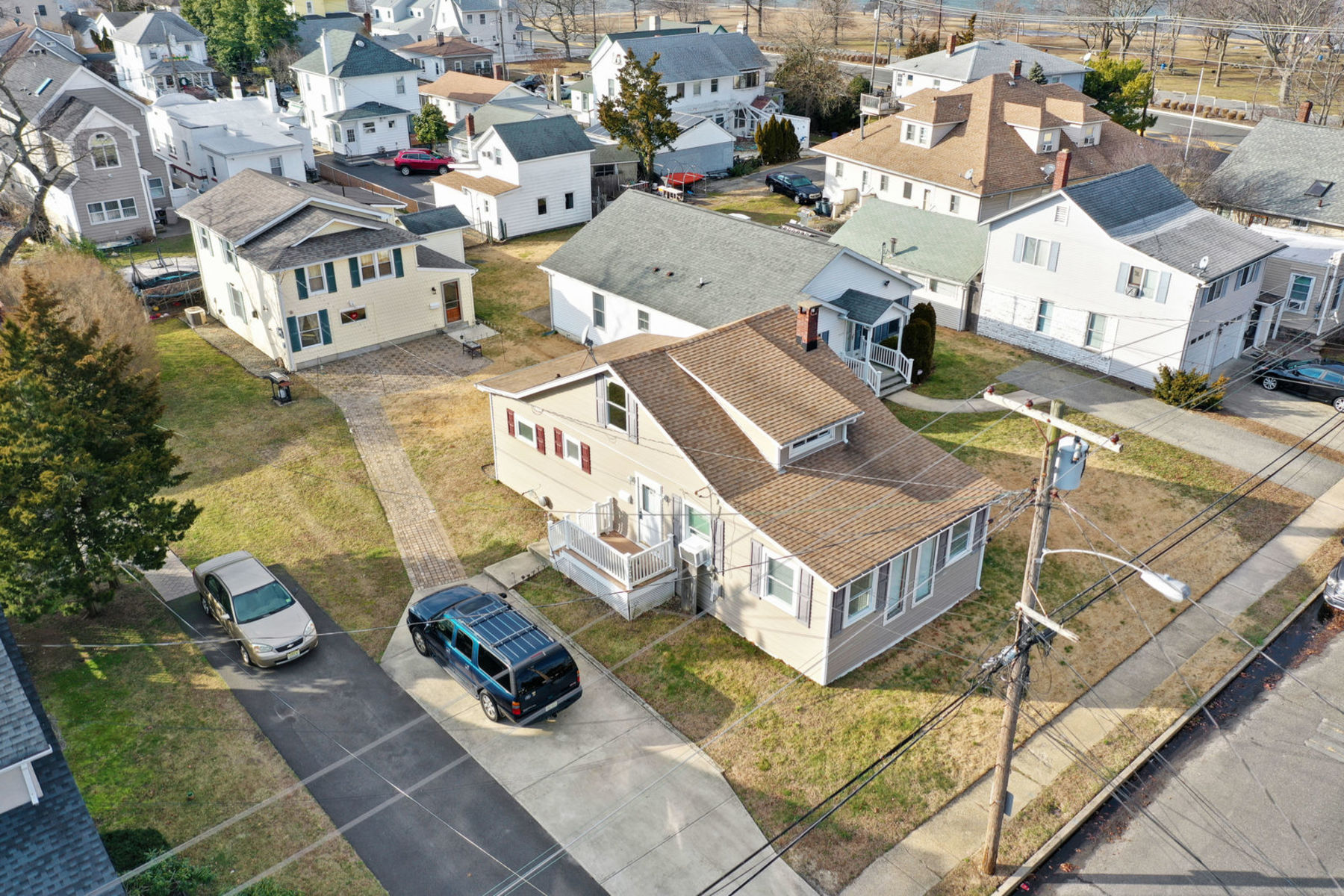 Multi-Family Home for Sale at Opportunity Knocks for Two Houses on One Lot 1208 Pine Tree Way, Belmar, New Jersey 07719 United States