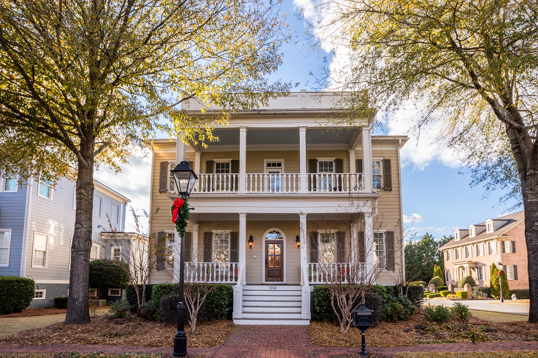 Single Family Home for Sale at Southern Charm In Gated Sweet Bottom Plantation 4018 Saint Georges Ct Duluth, Georgia 30096 United States