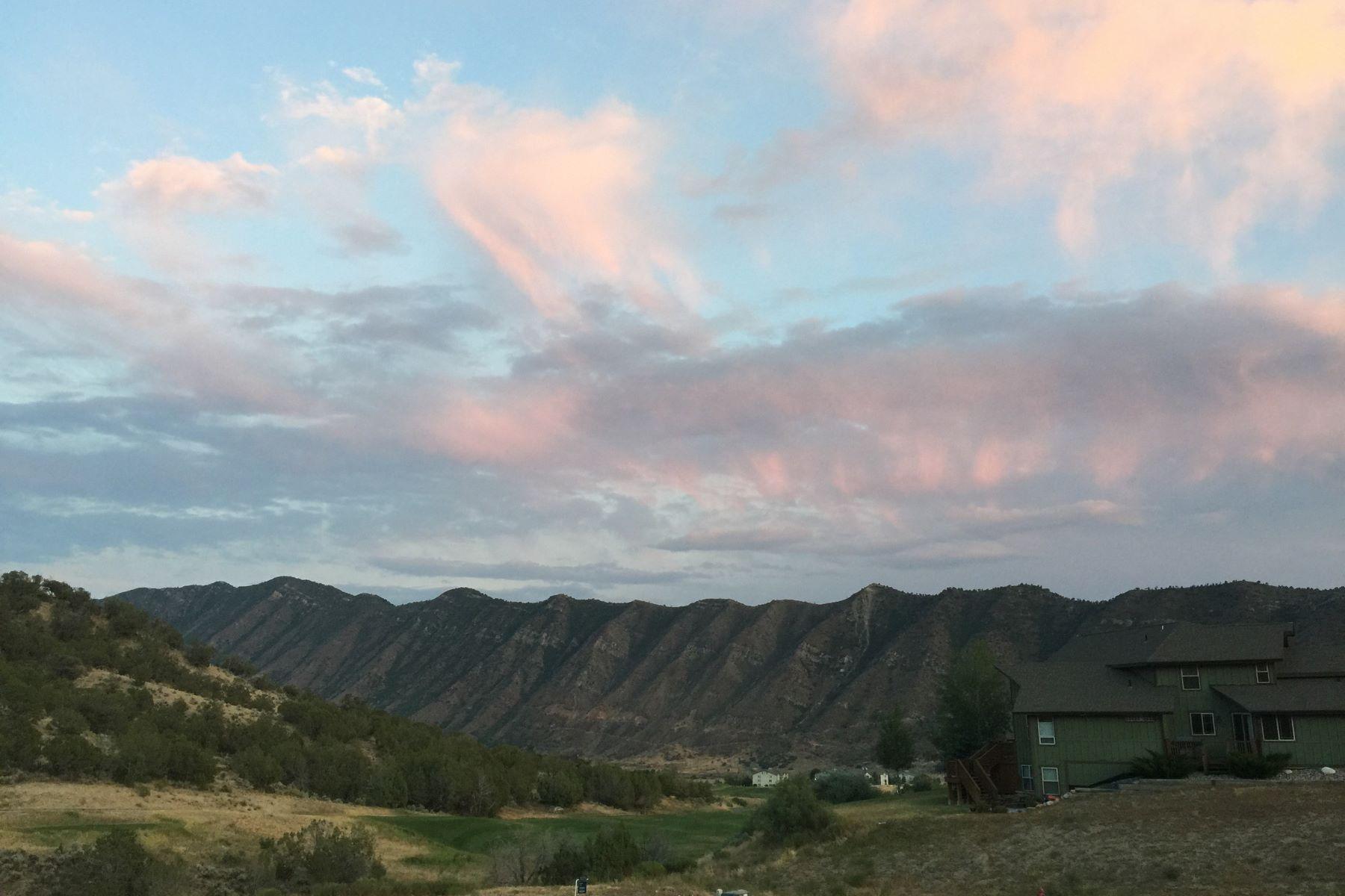 Terreno por un Venta en Live the dream in Lakota Canyon Ranch 54 Broken Wing Drive New Castle, Colorado 81647 Estados Unidos