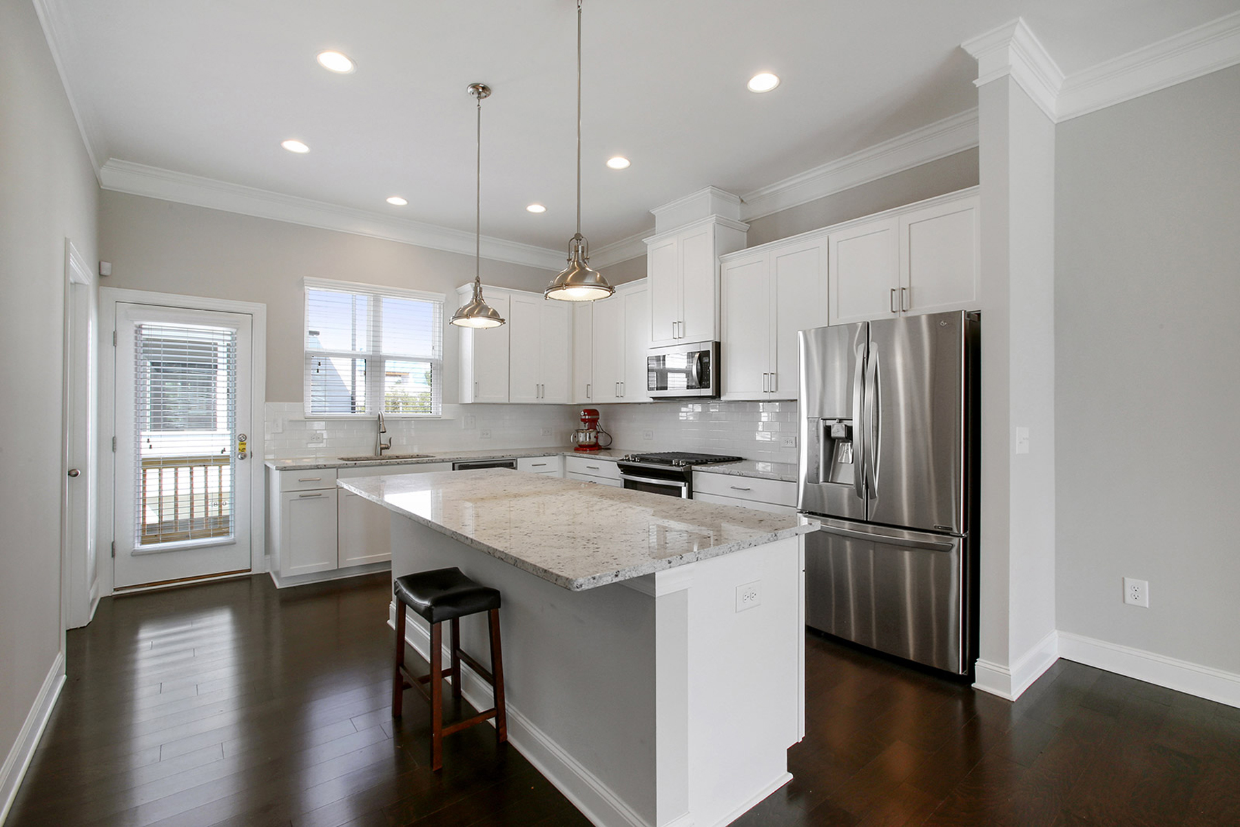 Townhouse for Sale at New 2018 Townhome 2048 Rockledge Road Atlanta, Georgia 30324 United States